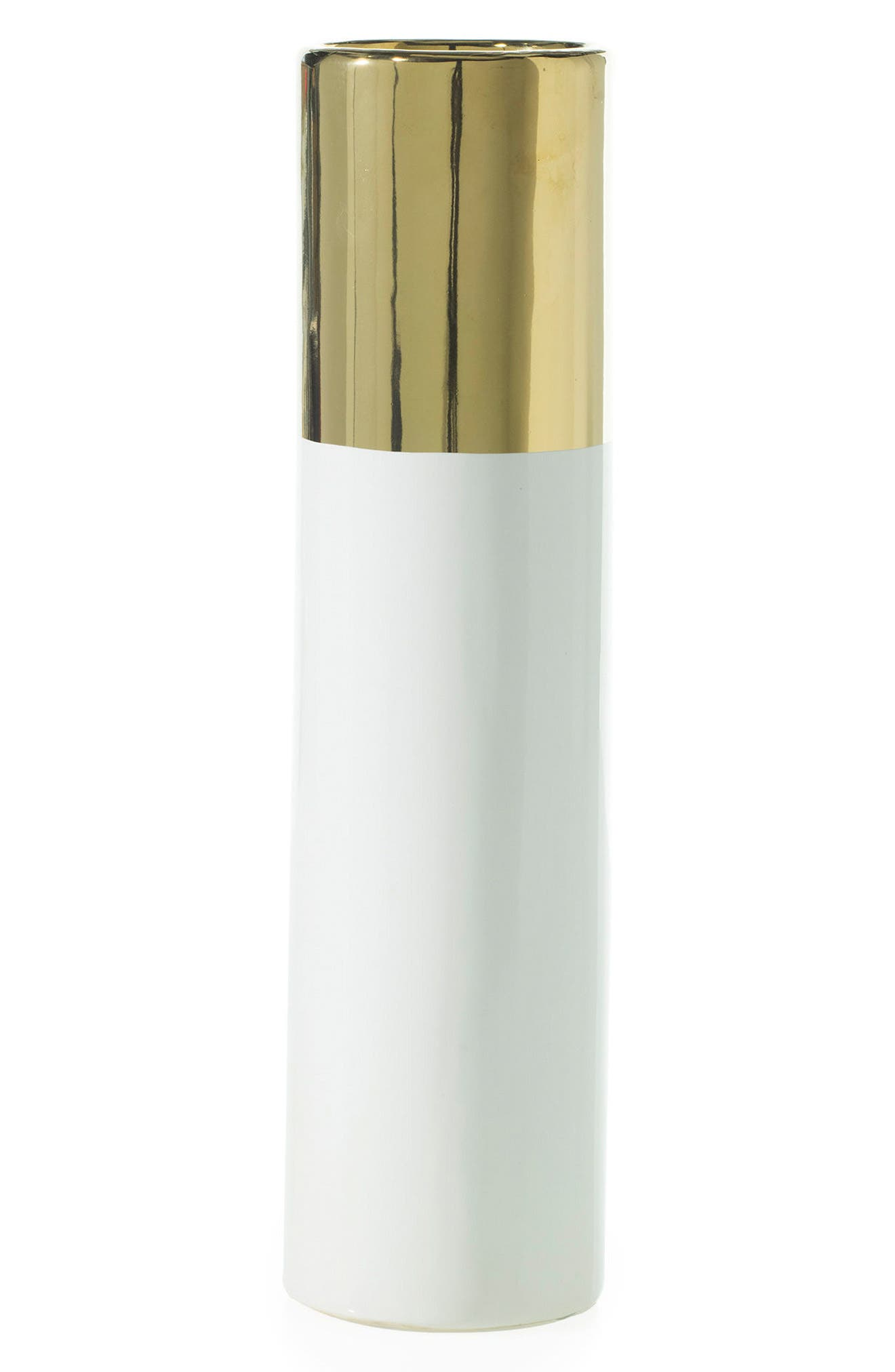 Klein Vase,                         Main,                         color, White