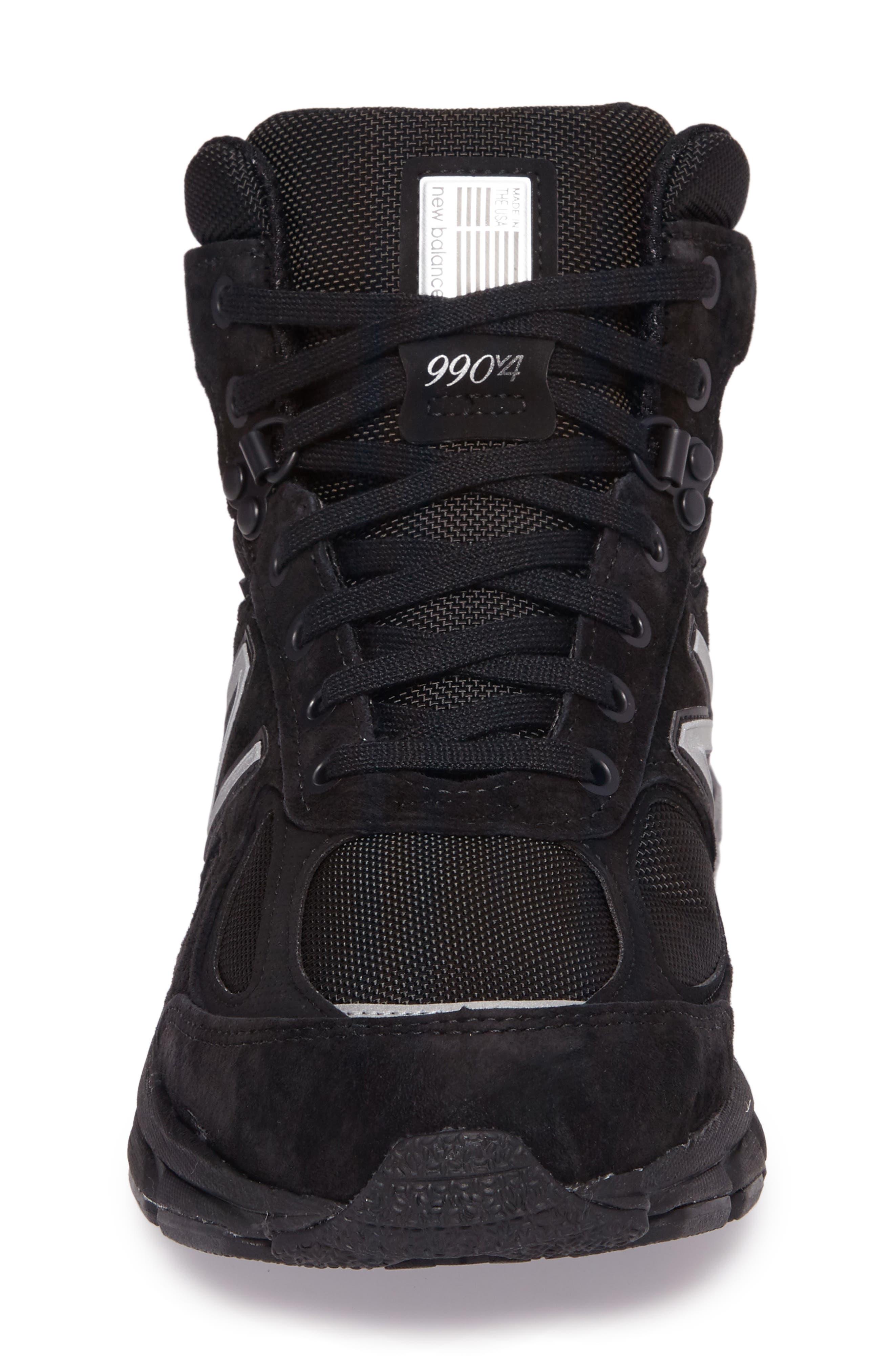 Alternate Image 4  - New Balance 990v4 Water Resistant Sneaker Boot (Men)