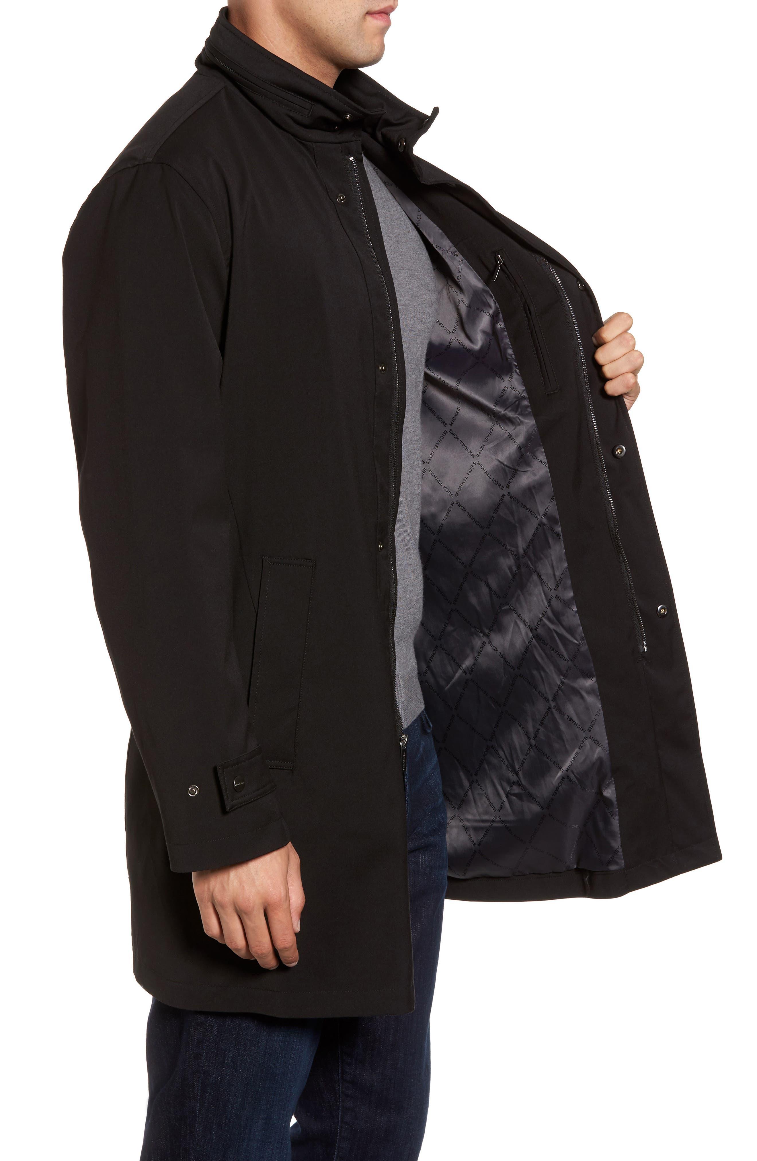 Alternate Image 3  - Michael Kors Stretch Rain Coat
