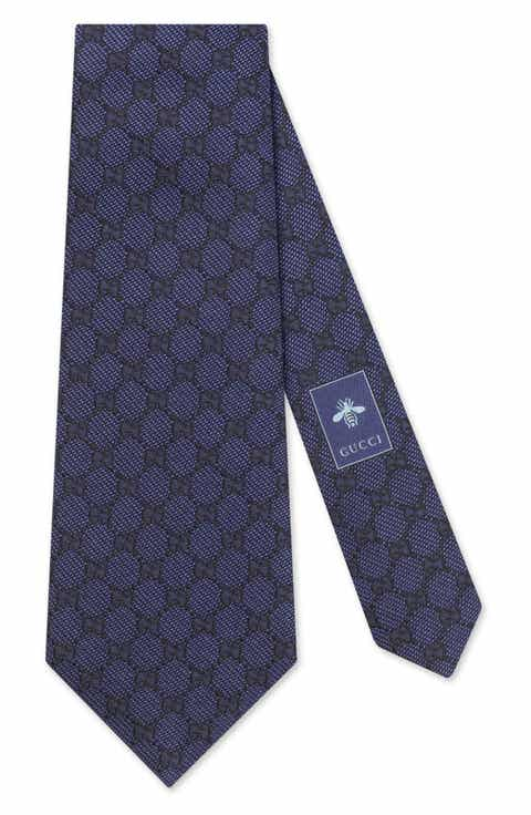 Mens silk woven neckties nordstrom gucci arend print silk tie ccuart Images