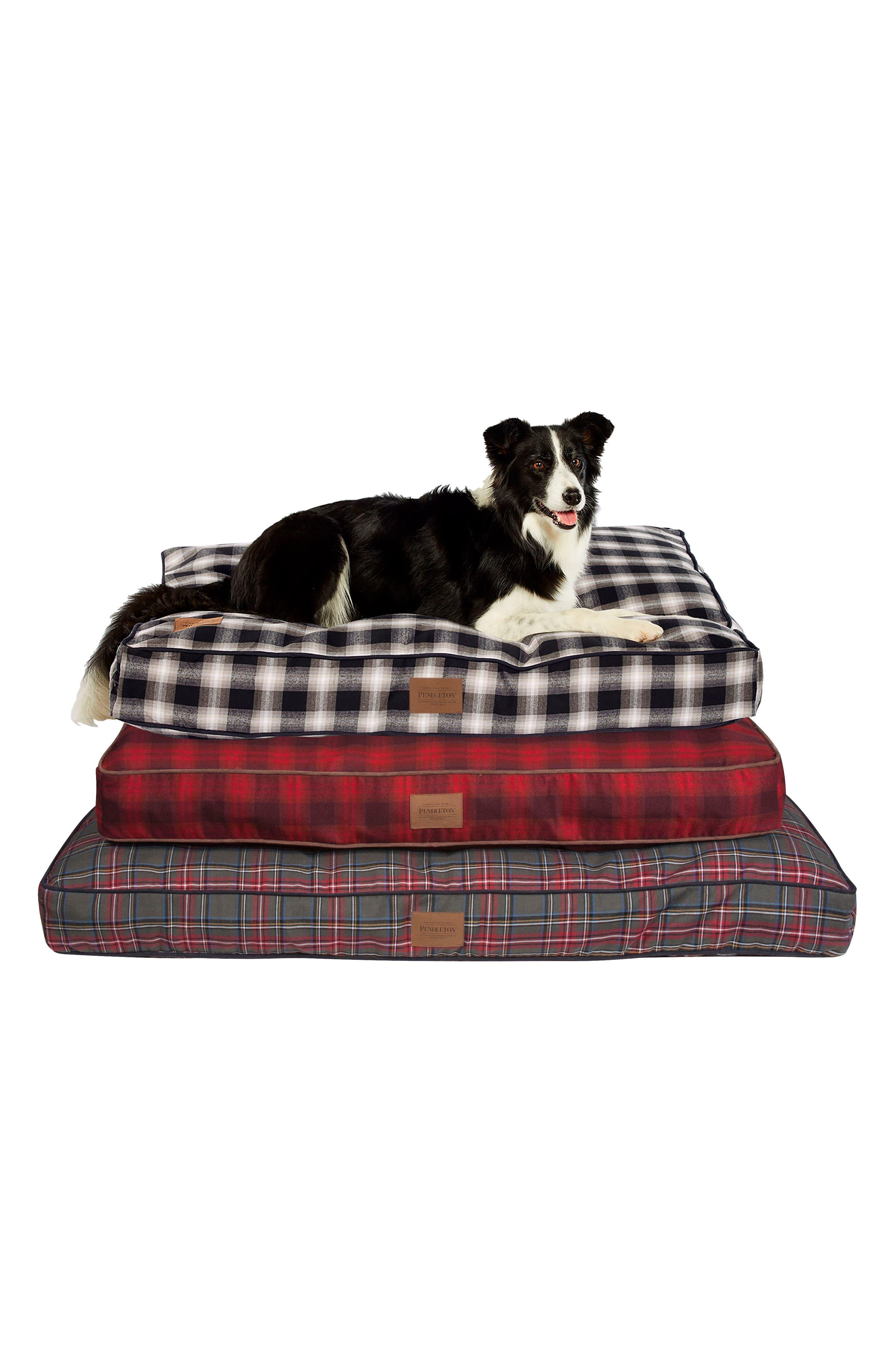 Alternate Image 3  - Carolina Pet Company x Pendleton Classics Tartan Pet Bed
