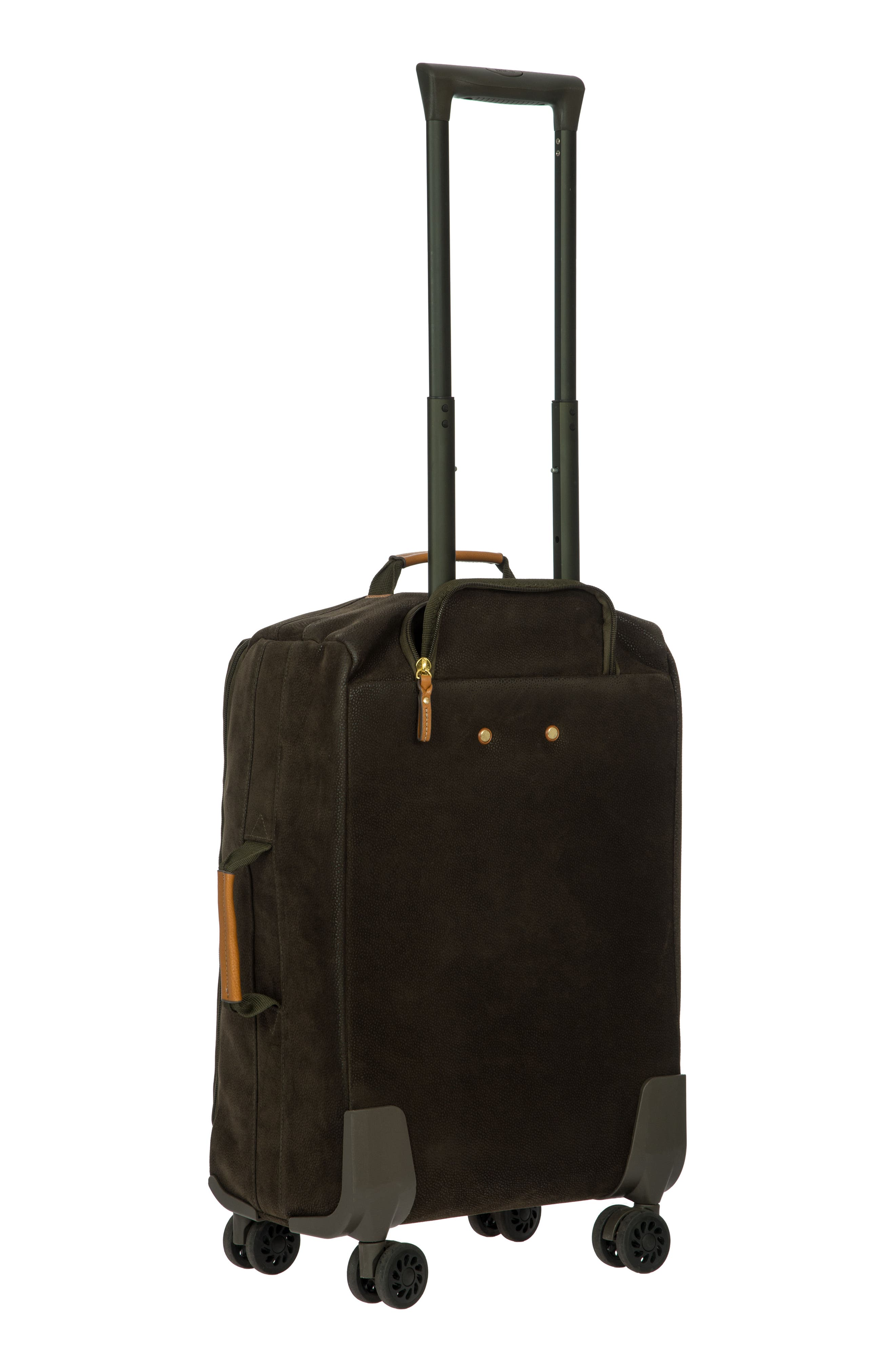Life Collection Tropea 21-Inch Spinner Carry-On,                             Alternate thumbnail 6, color,                             Olive