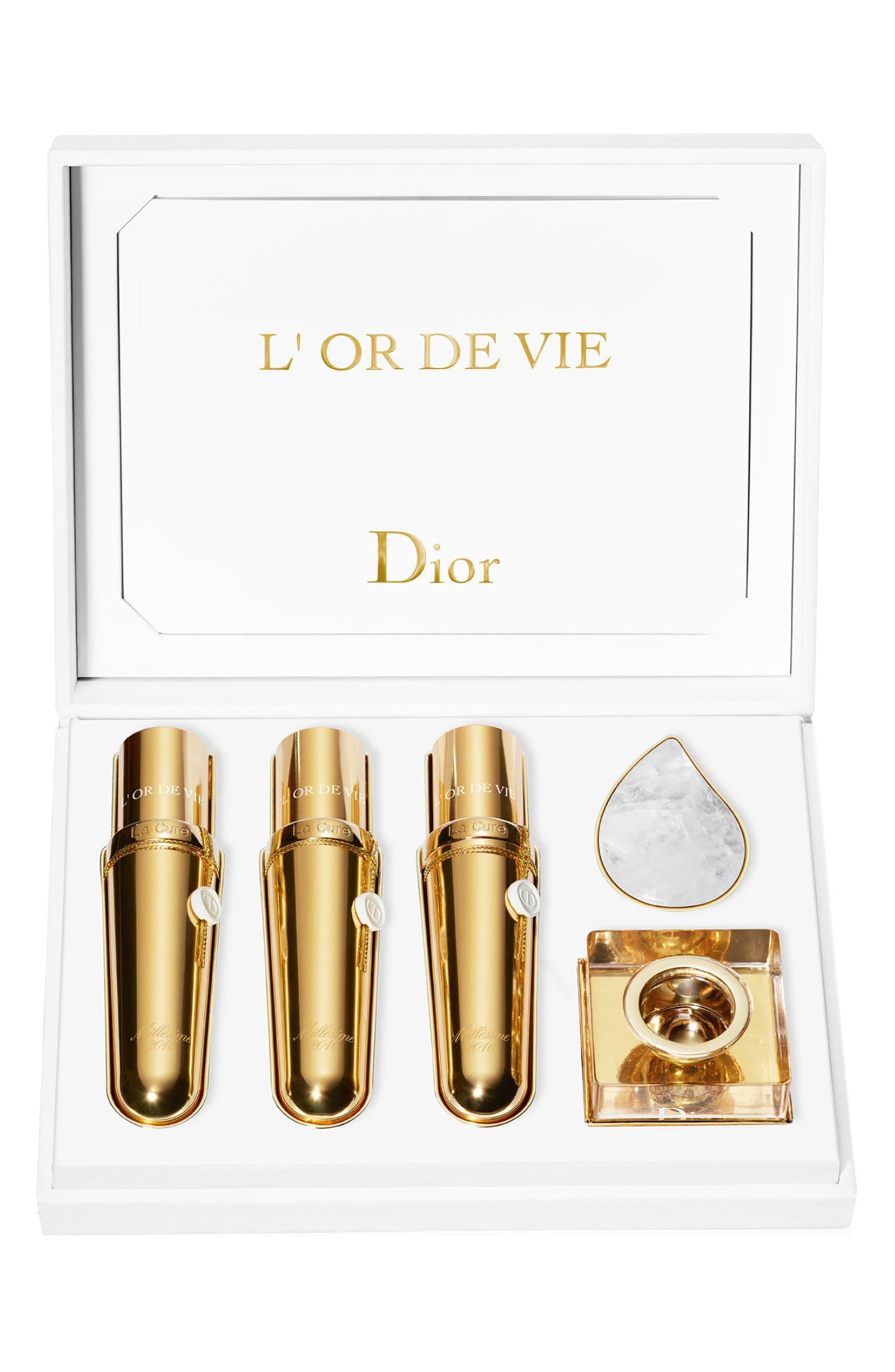 Dior L'Or de Vie La Cure Vintage 2016 Collection