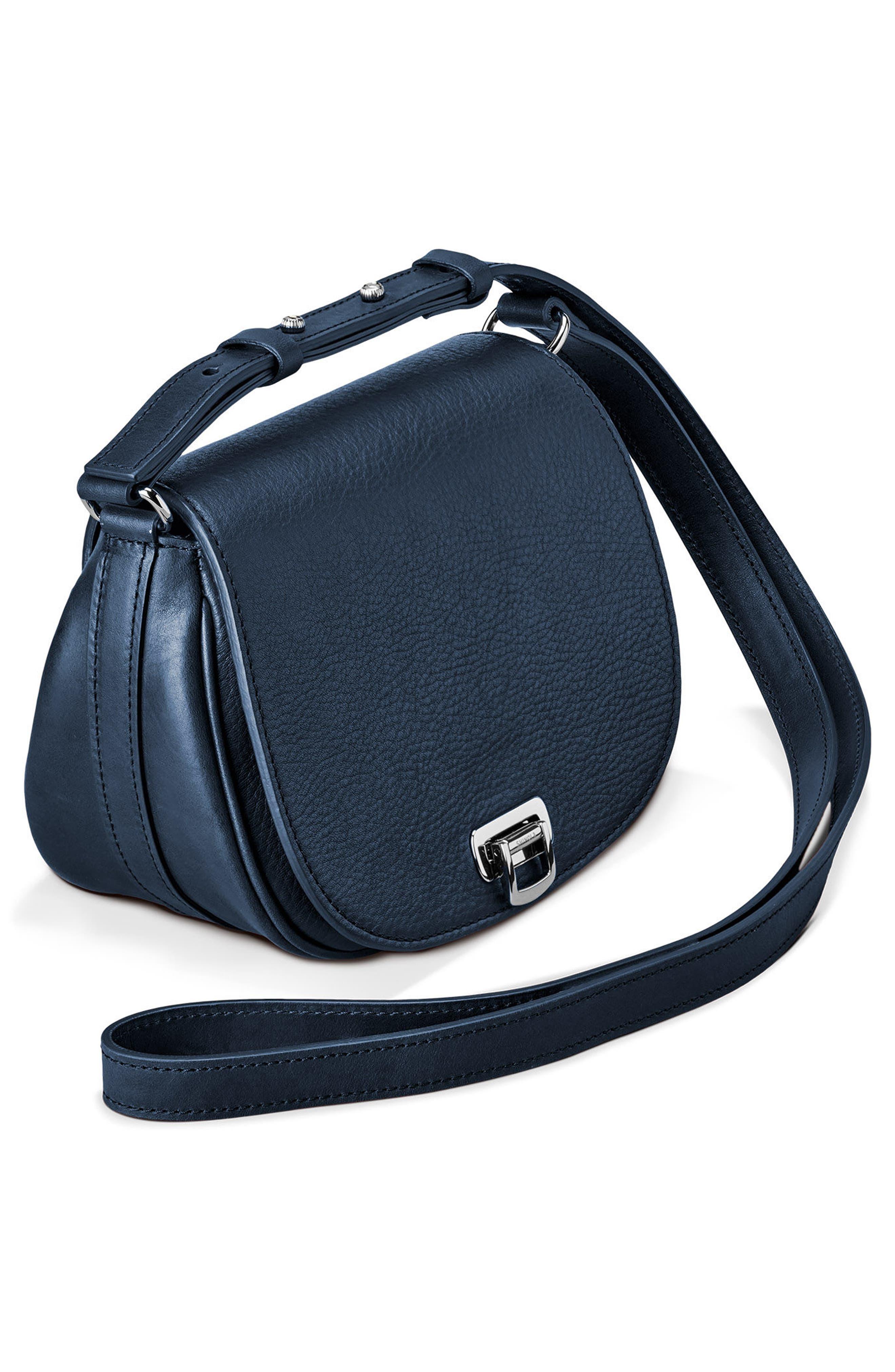 Alternate Image 4  - Shinola Calfskin Leather Shoulder Bag