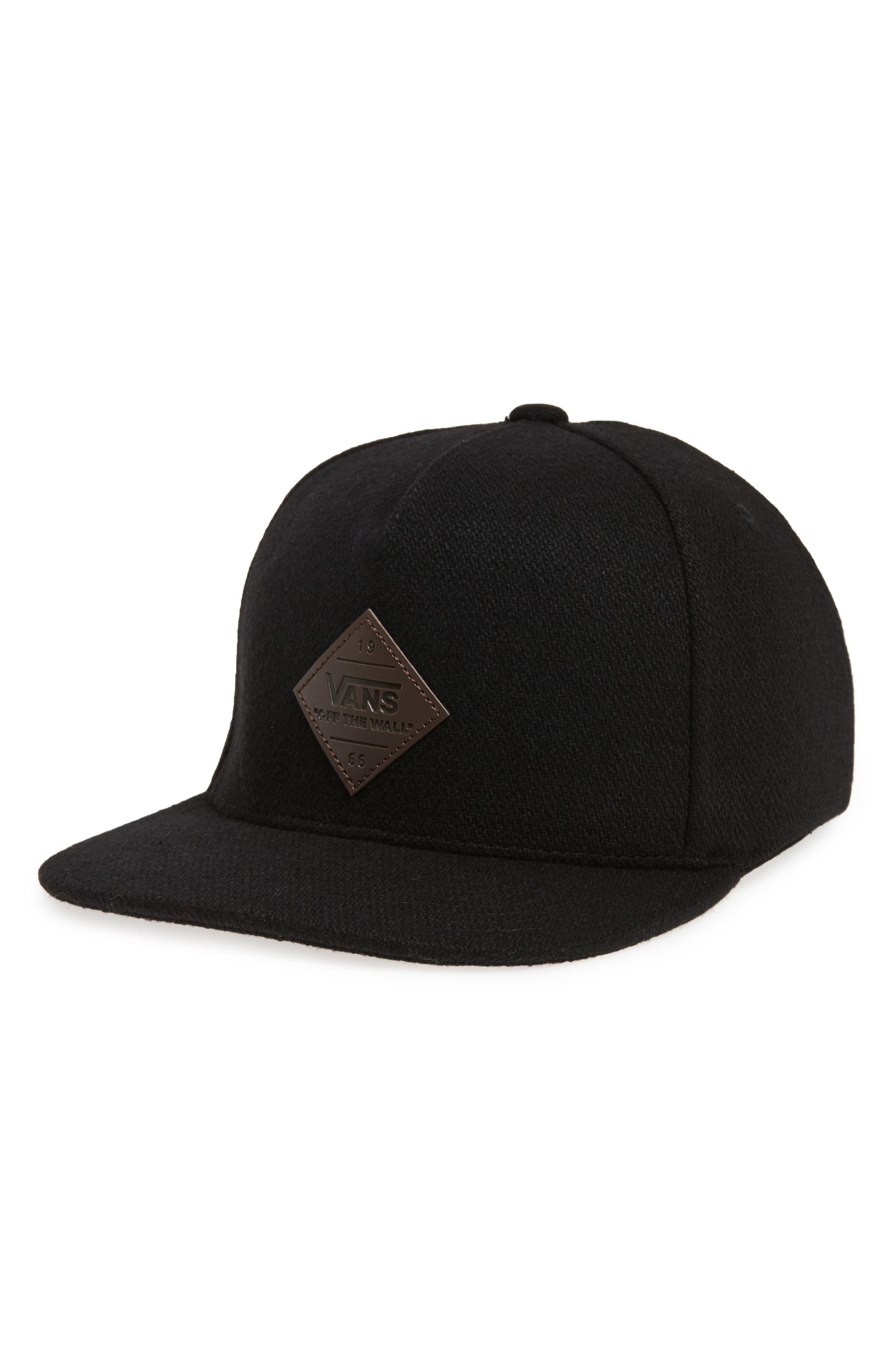 Vans Grove Snapback Baseball Cap