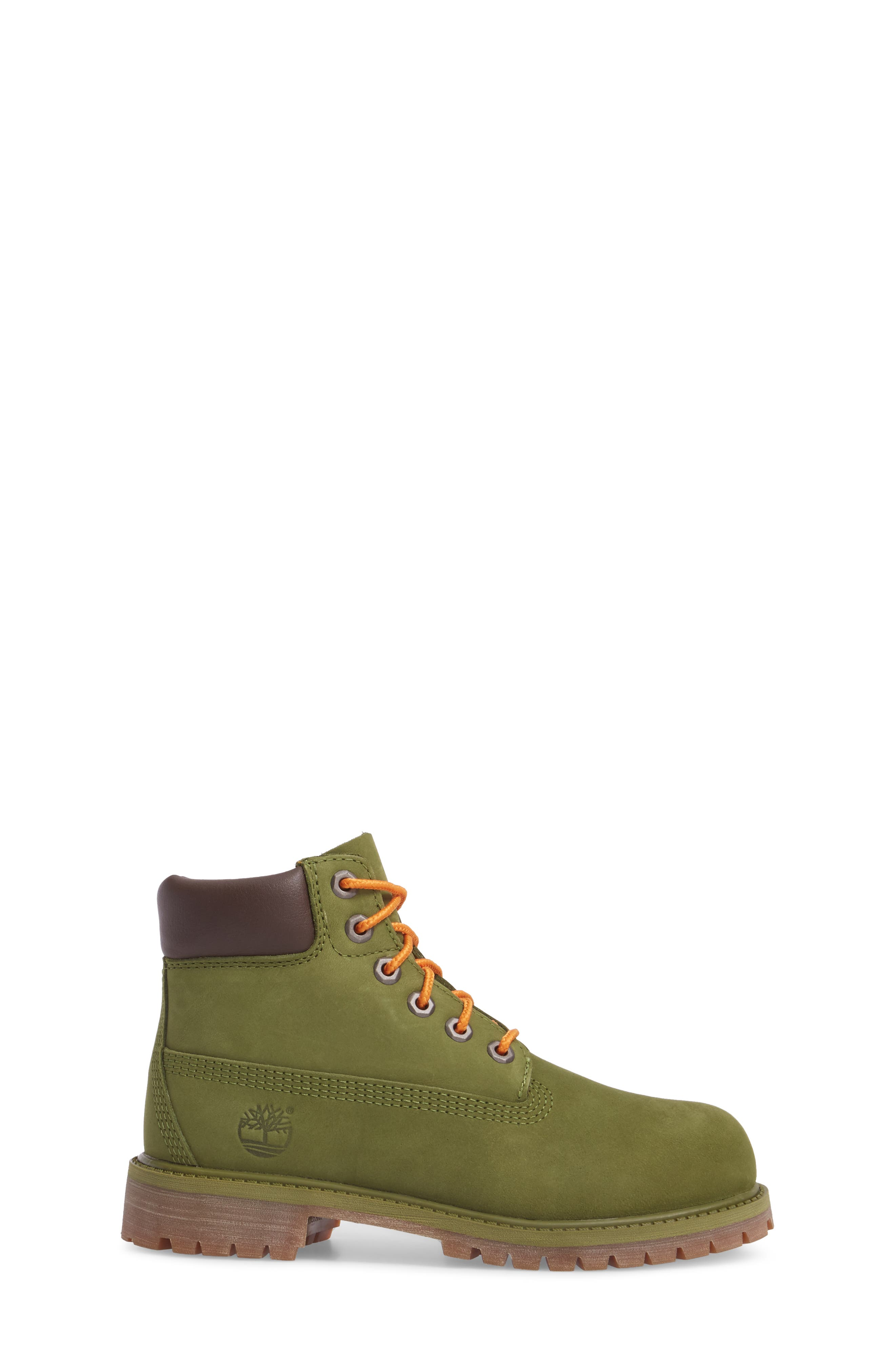 Alternate Image 3  - Timberland 6-Inch Premium Waterproof Boot (Walker, Toddler, Little Kid & Big Kid)