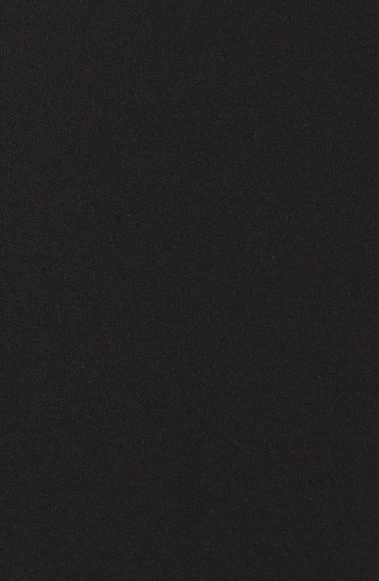Magnifique Jumpsuit,                             Alternate thumbnail 5, color,                             Black