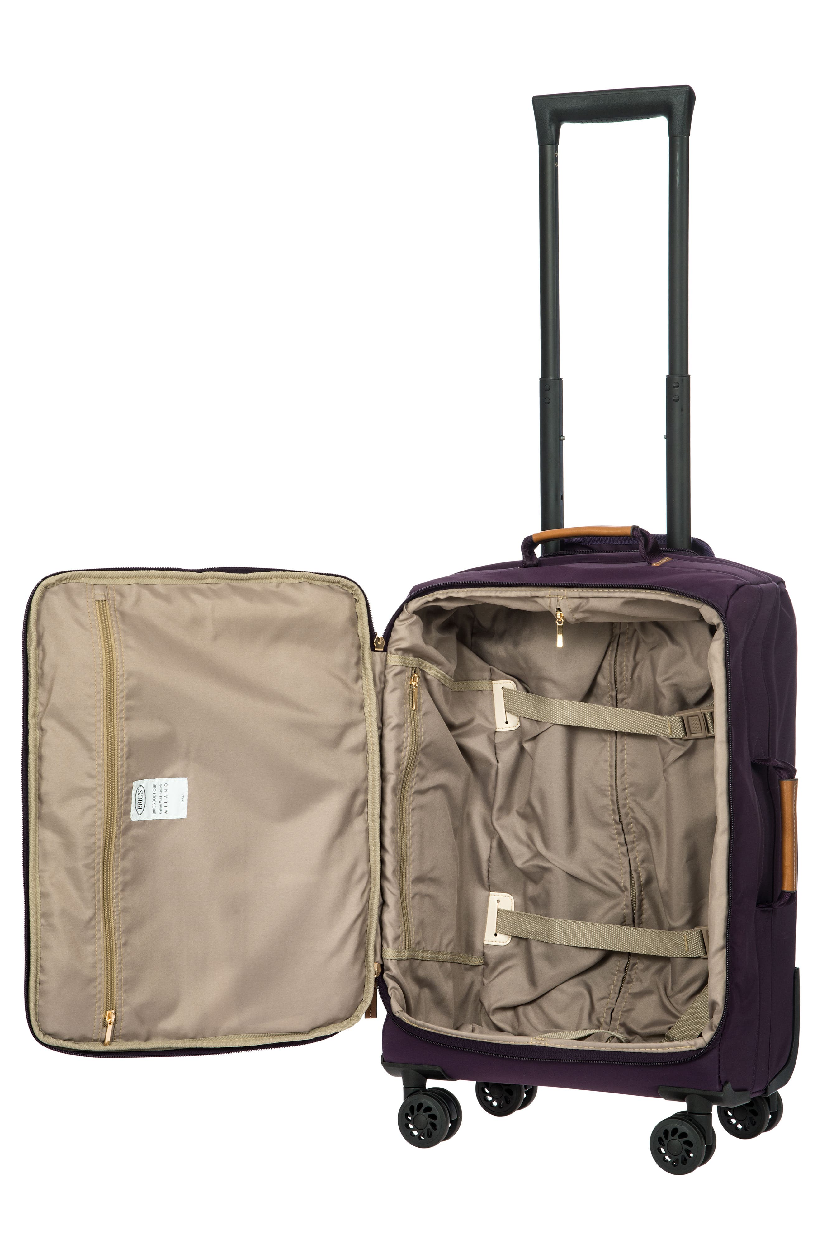Alternate Image 2  - Bric's X-Bag 21-Inch Spinner Carry-On