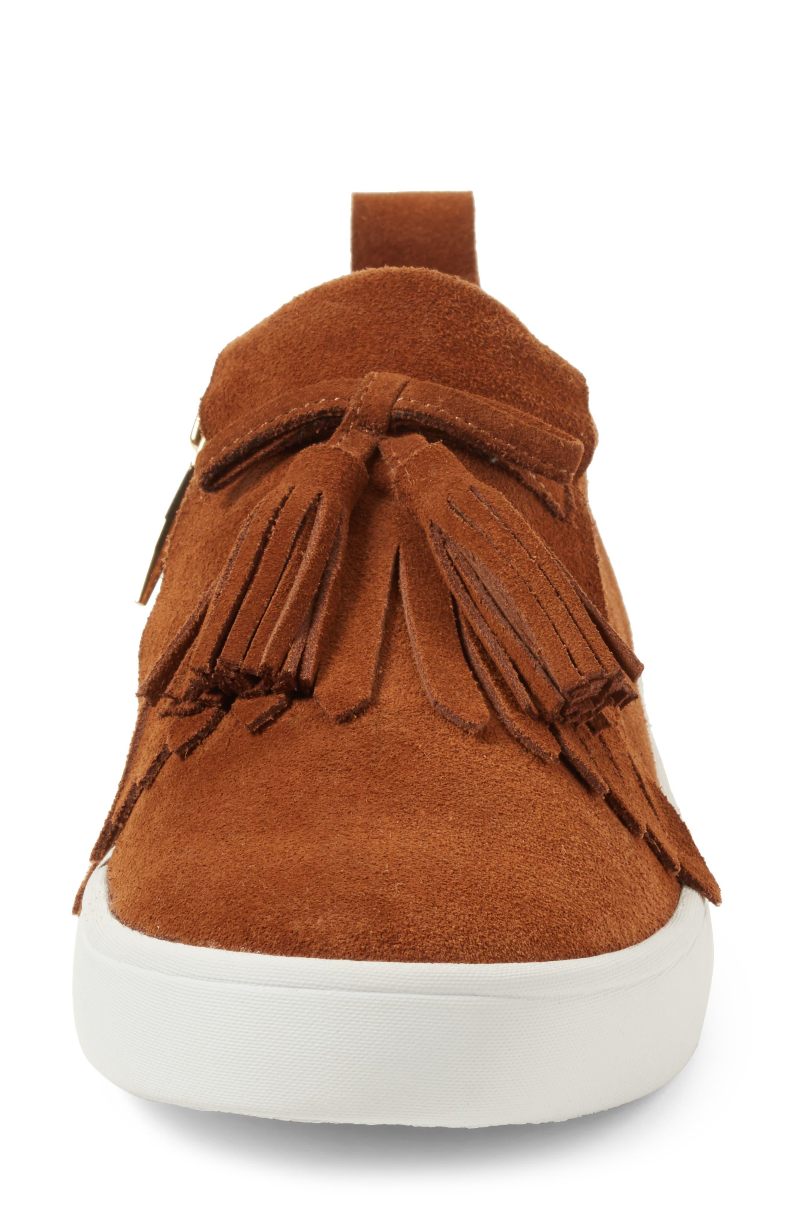Alternate Image 4  - kate spade new york lenna tassel sneaker (Women)