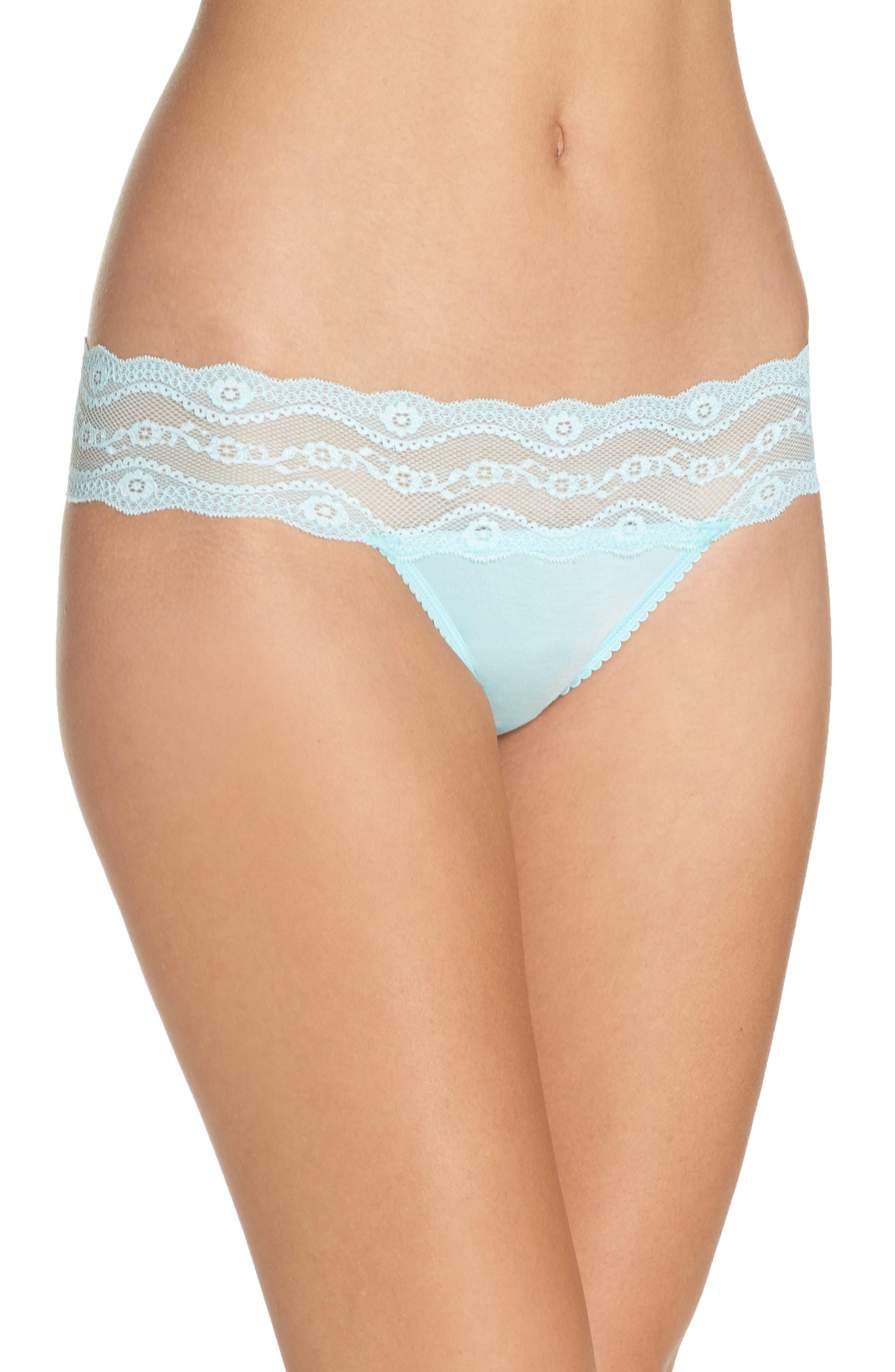 Alternate Image 1 Selected - b.tempt'd by Wacoal B. Adorable Bikini (3 for $33)