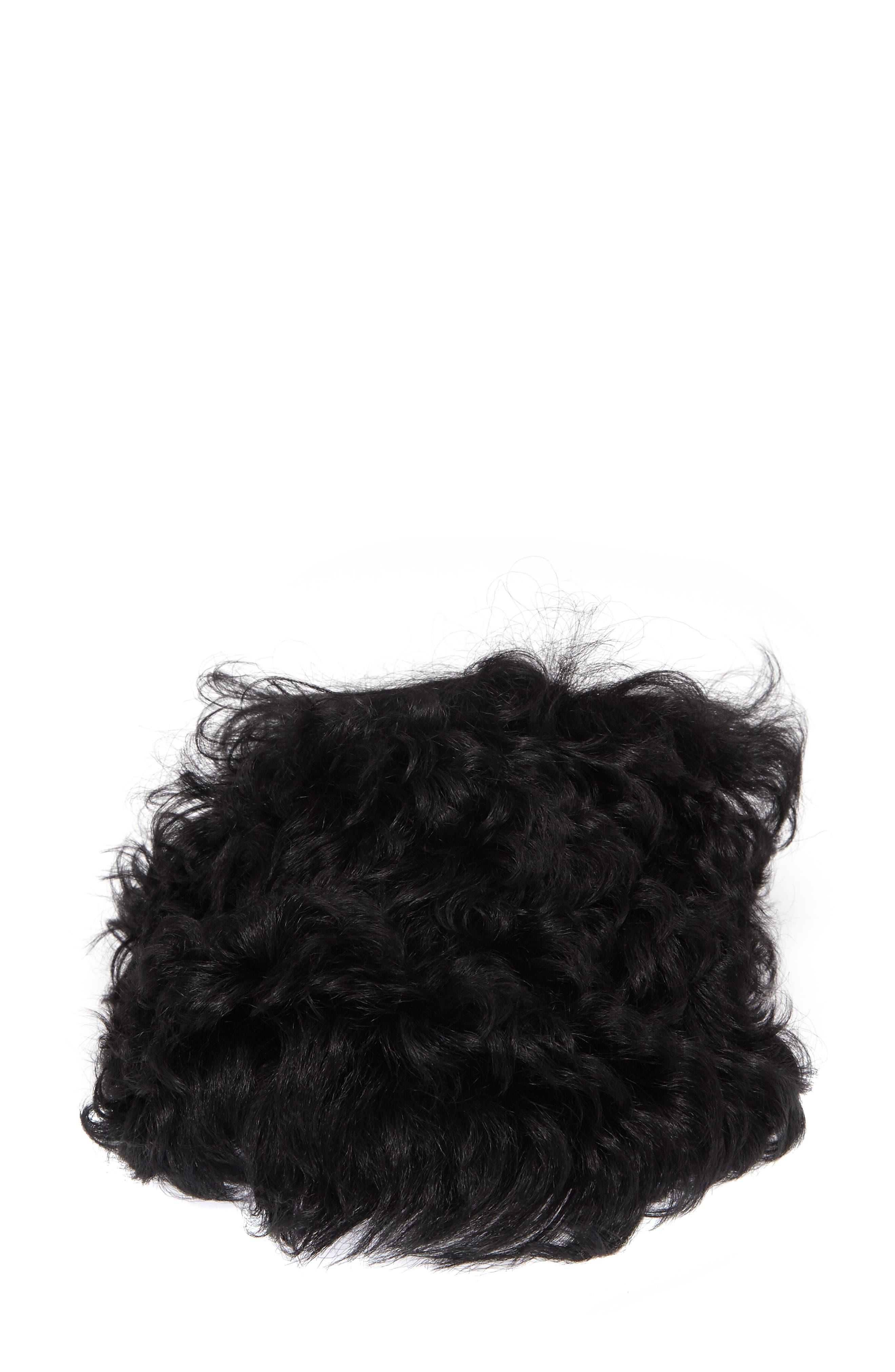 Alternate Image 5  - UGG® Fluff Momma Genuine Shearling Slipper (Women)