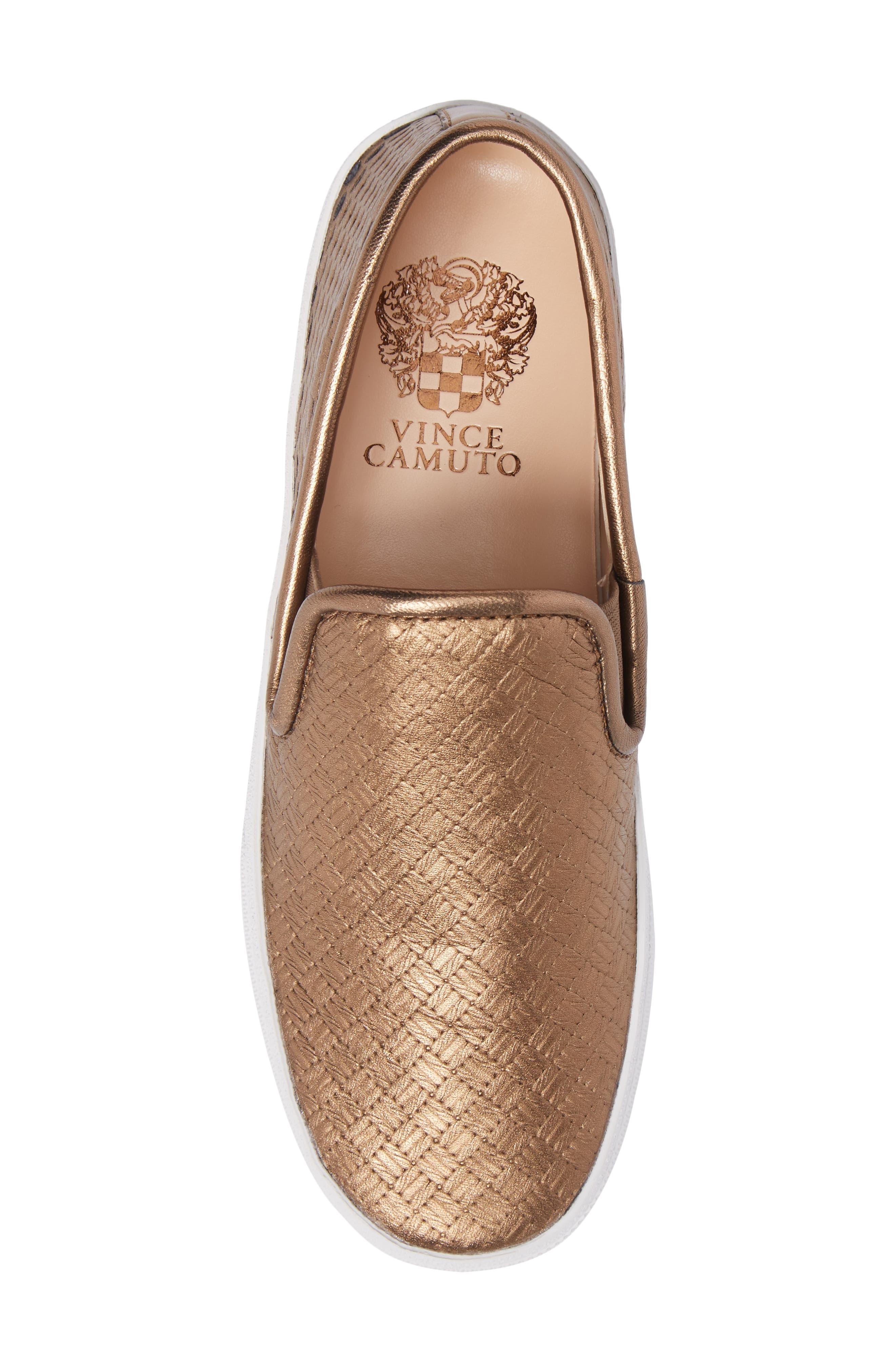 Alternate Image 5  - Vince Camuto Cariana Slip-On Sneaker (Women)