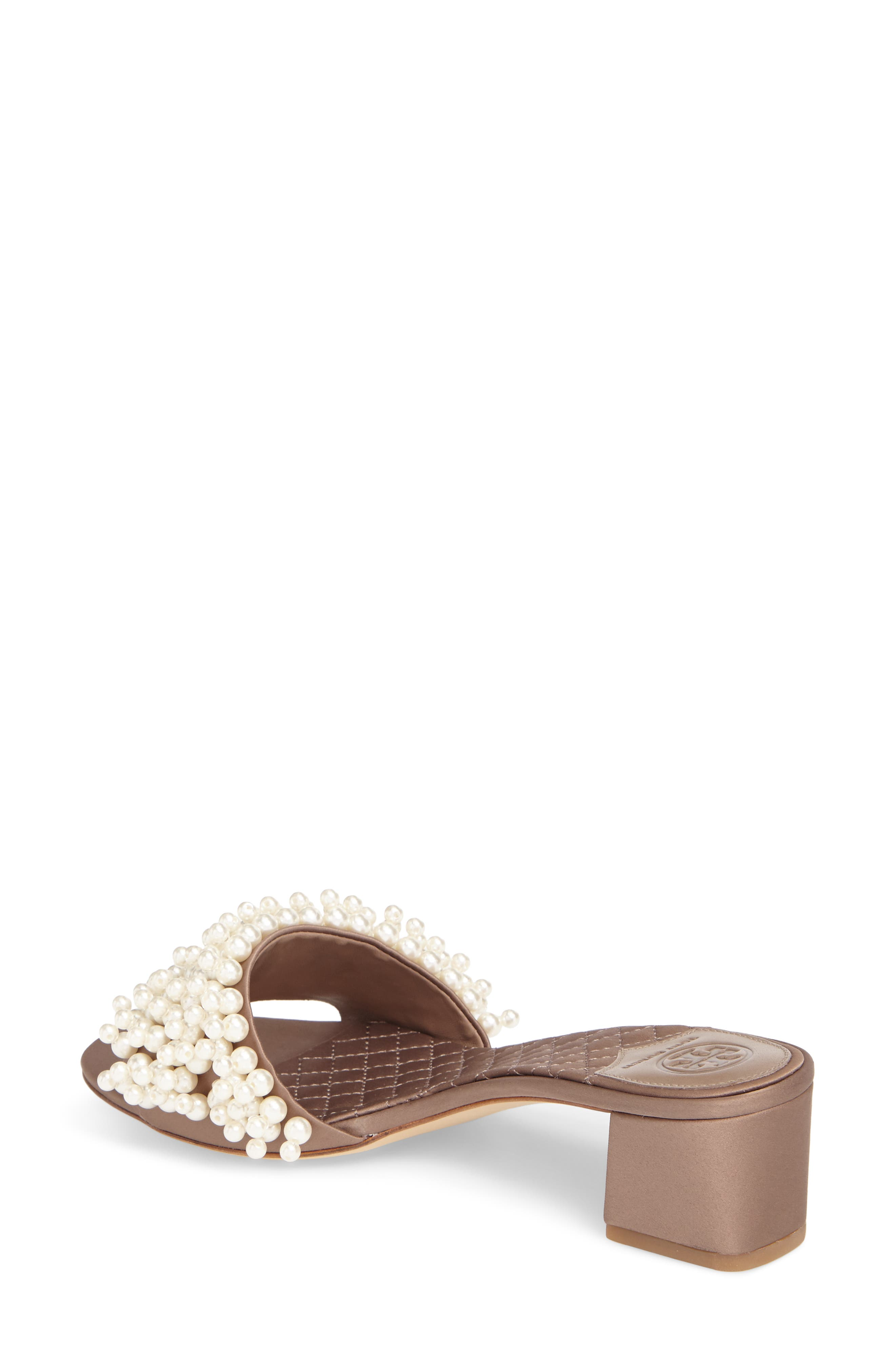 Tatiana Slide Sandal,                             Alternate thumbnail 2, color,                             Dust Storm
