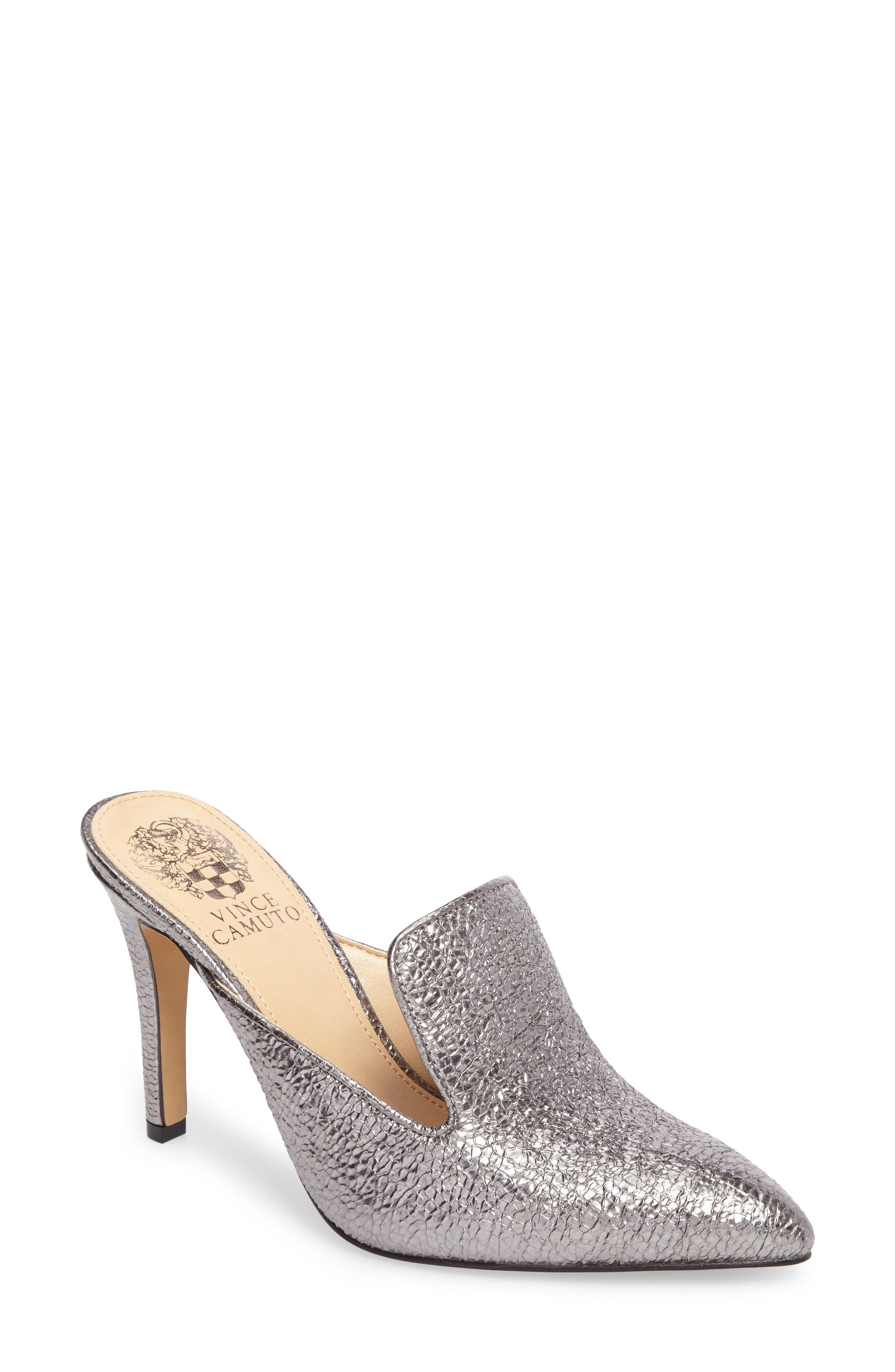 Emberton Mule,                         Main,                         color, Gunmetal
