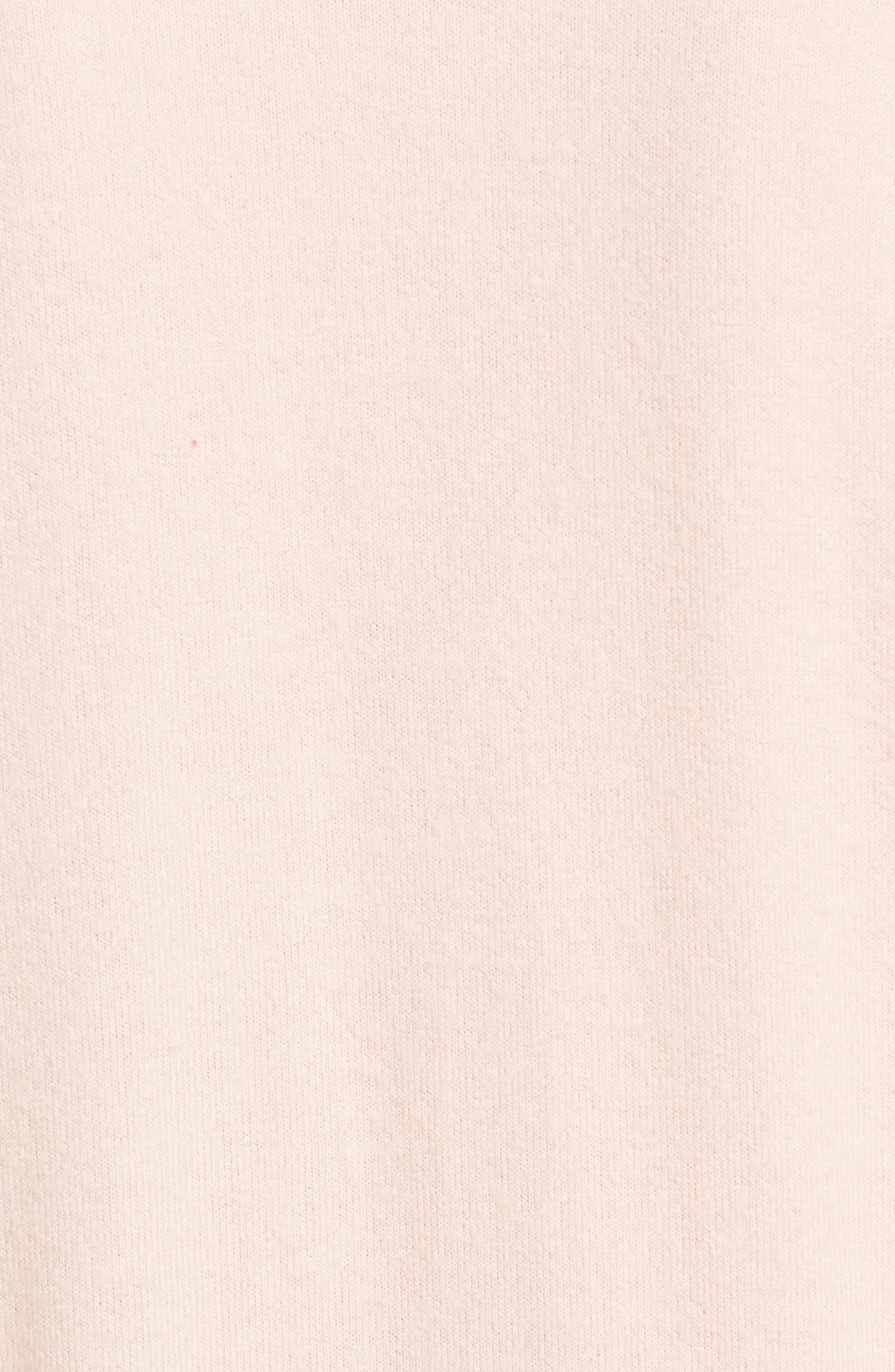 Alternate Image 2  - Gibson Cozy Fleece Cardigan (Regular & Petite)