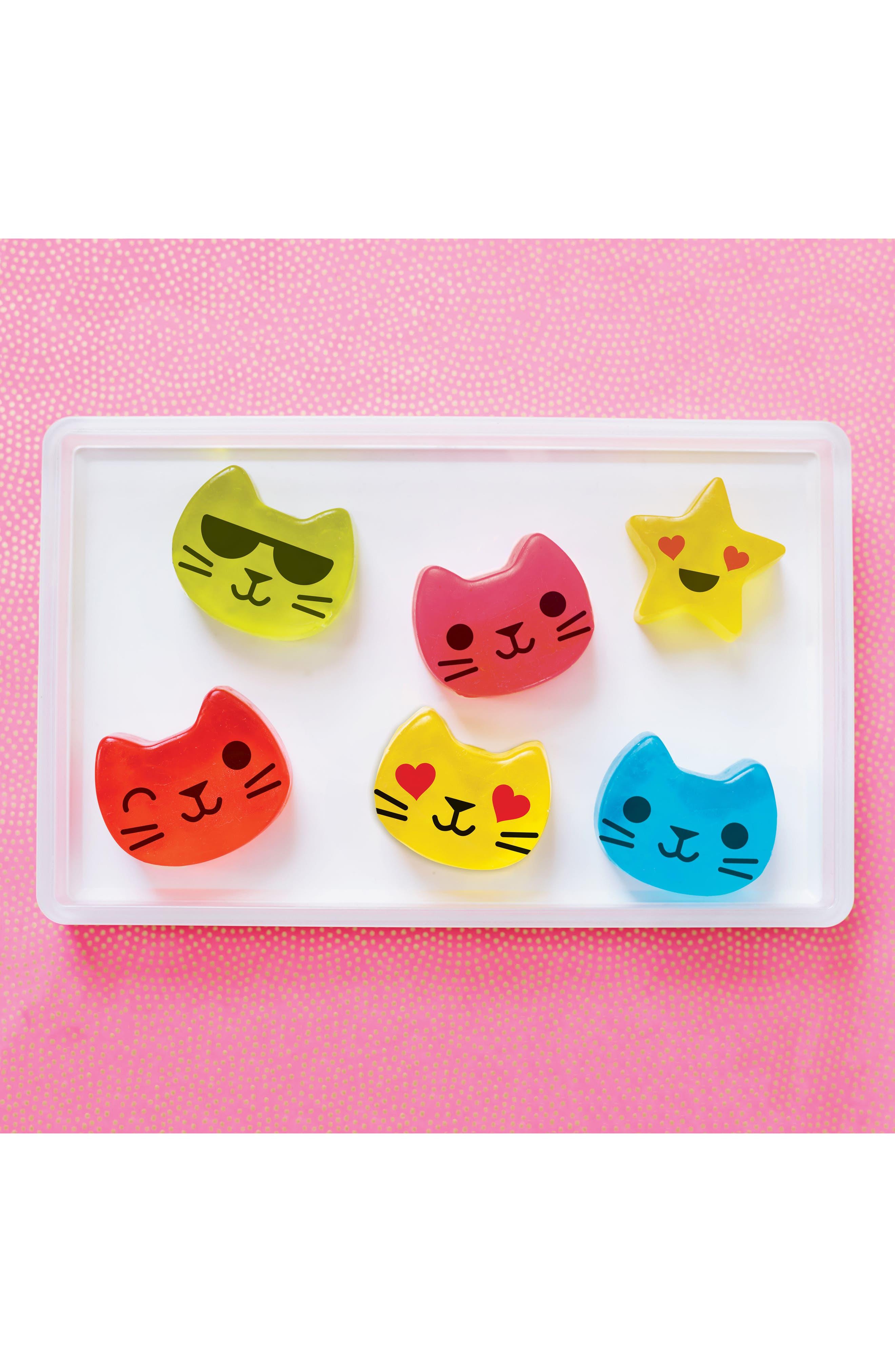 Klutz Make Your Own Soap Kit,                             Alternate thumbnail 4, color,                             Pink