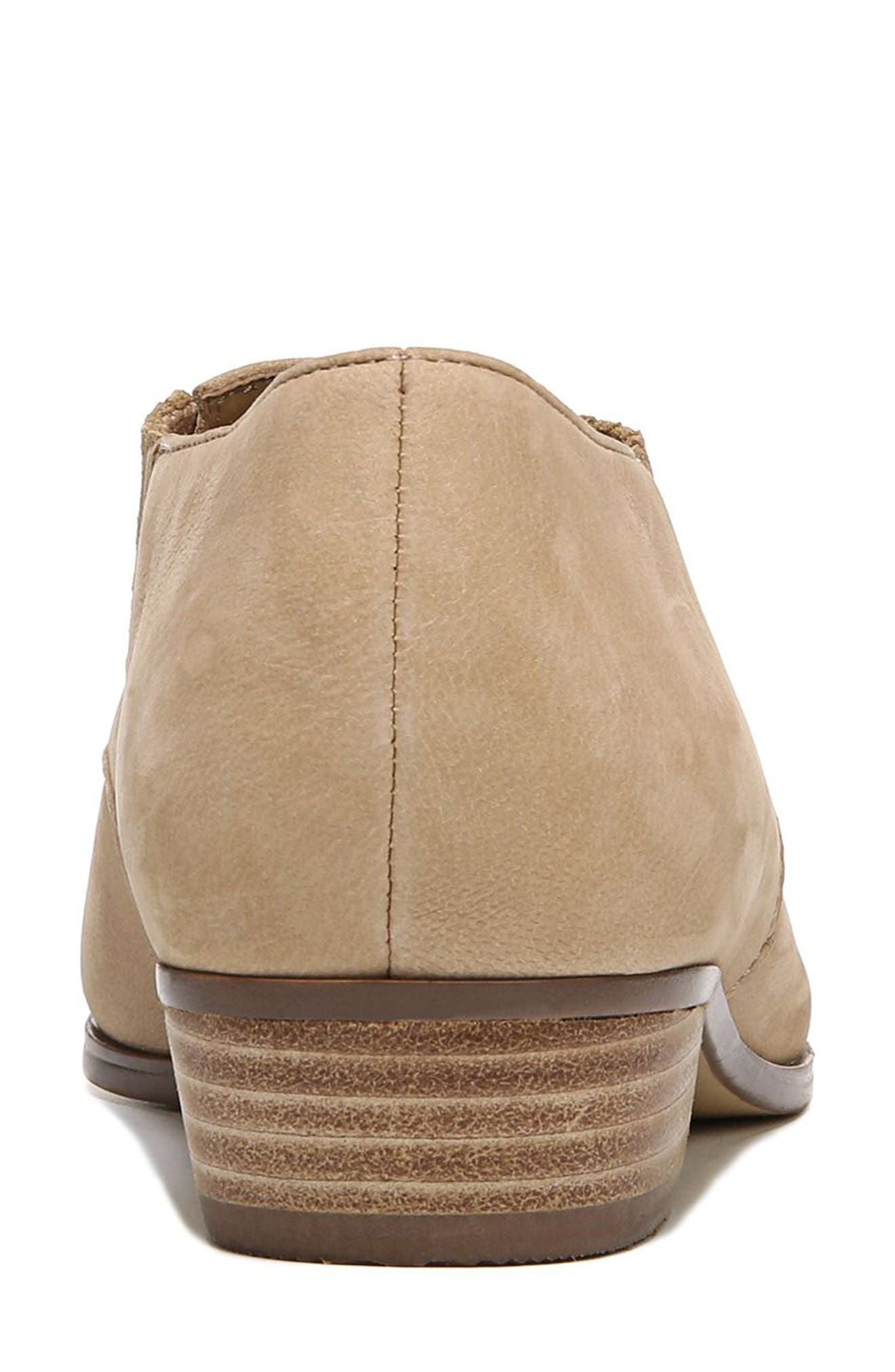 Blythe Bootie,                             Alternate thumbnail 8, color,                             Toasted Barley Nubuck