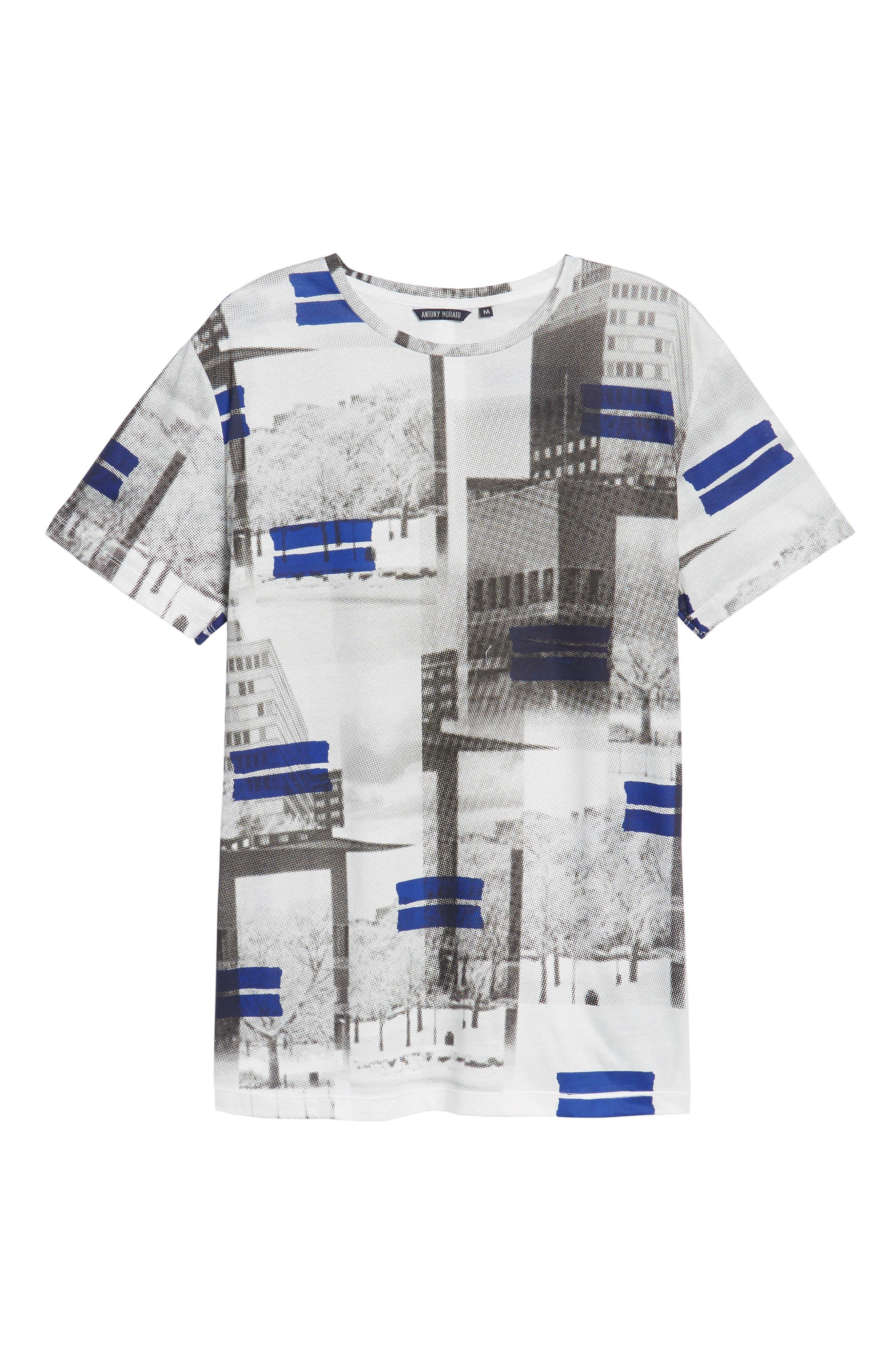 Alternate Image 6  - Antony Morato Graphic T-Shirt