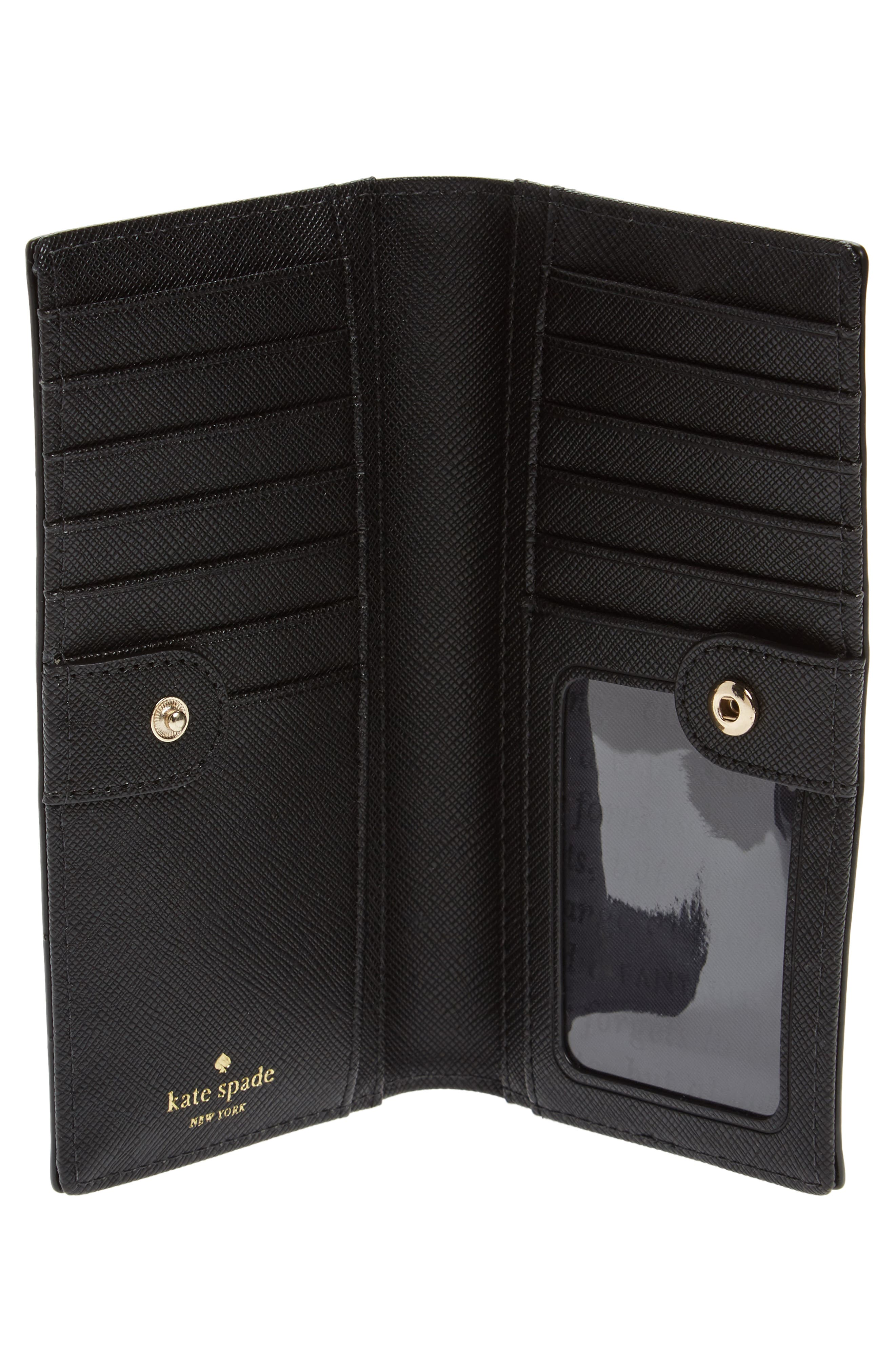 Alternate Image 2  - kate spade new york cameron street - stacy leather wallet