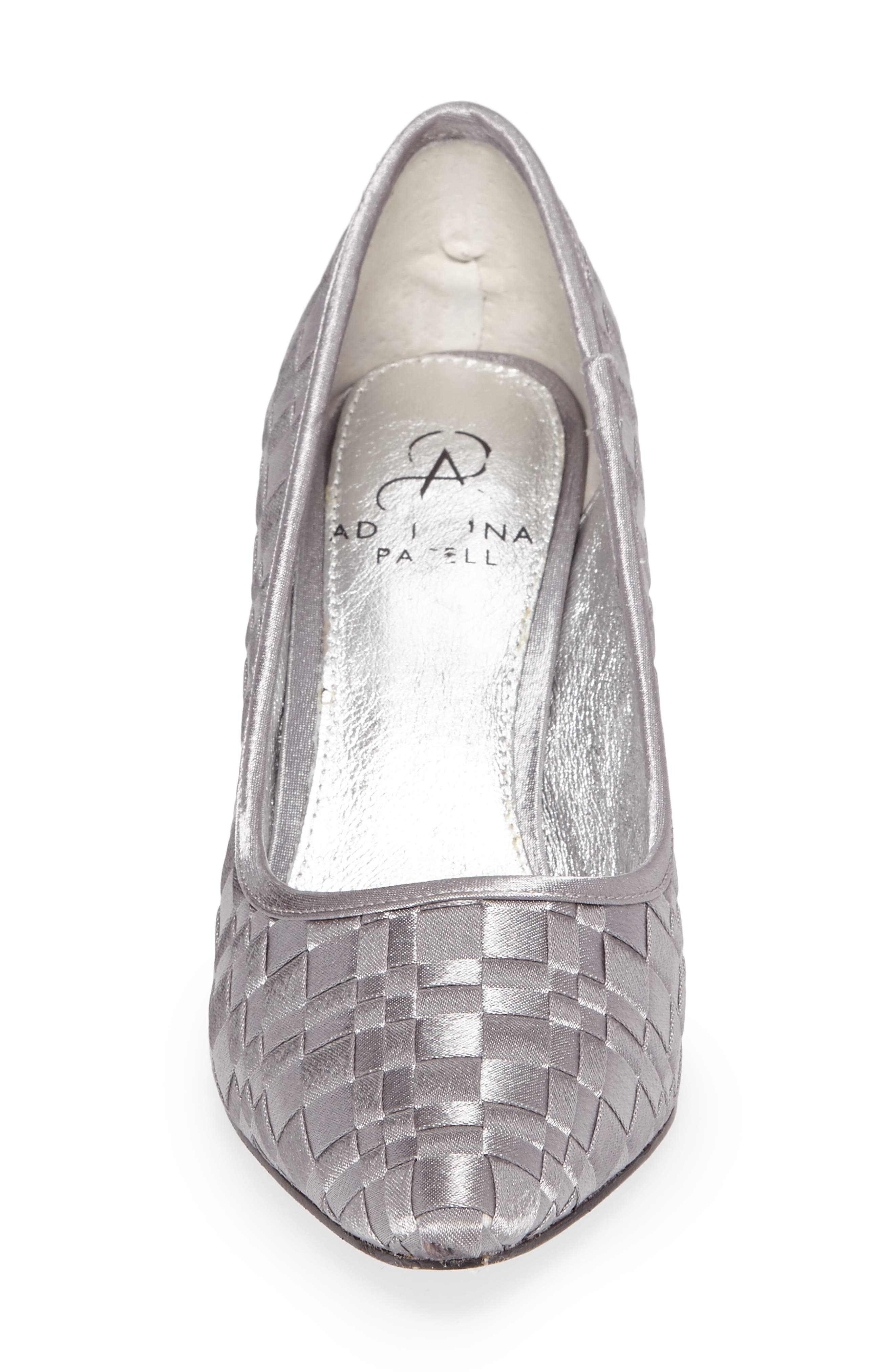 Alternate Image 4  - Adrianna Papell Hasting Pointy Toe Pump (Women)
