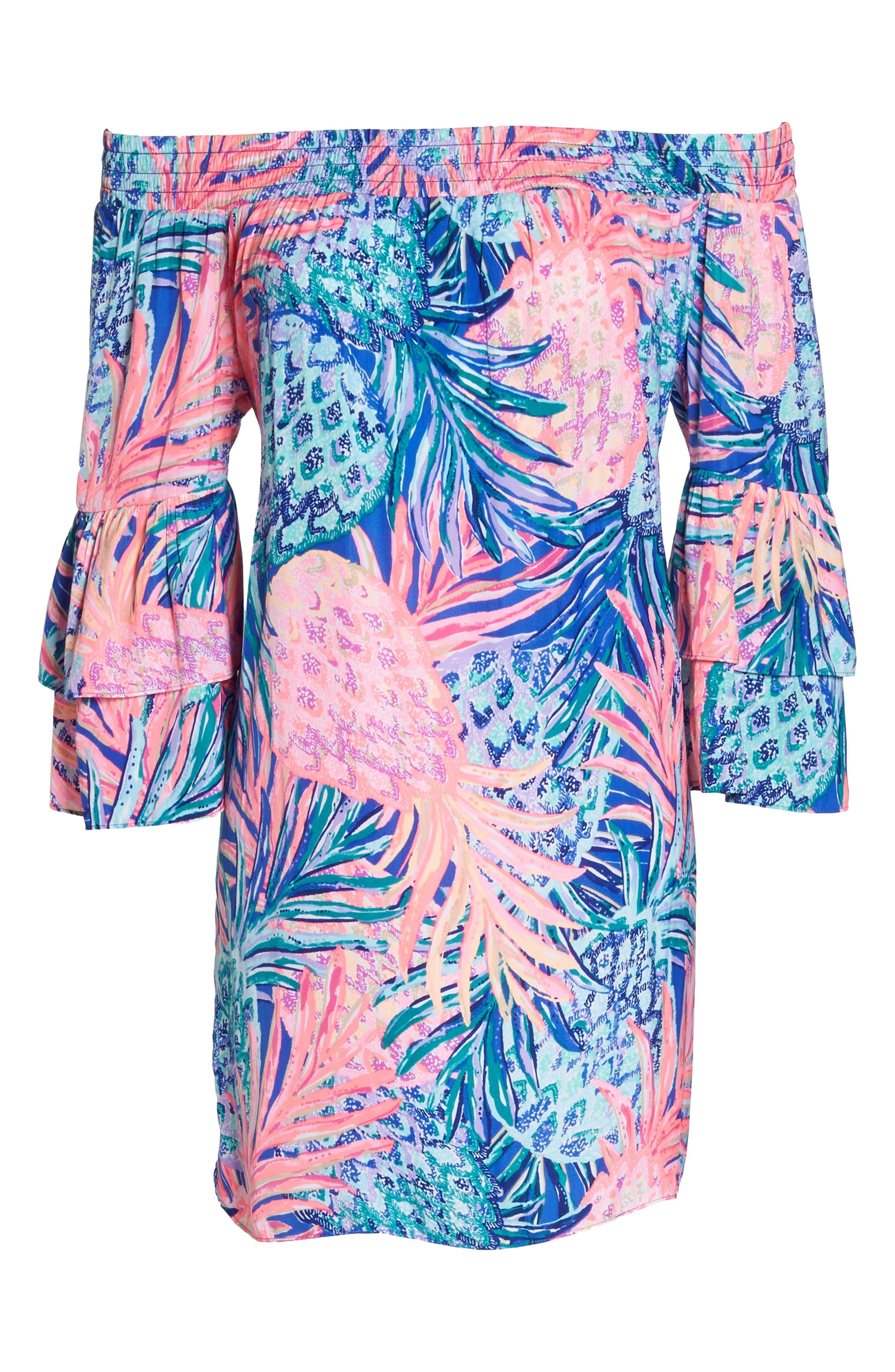 Alternate Image 6  - Lilly Pulitzer® Tobyn Off the Shoulder Dress