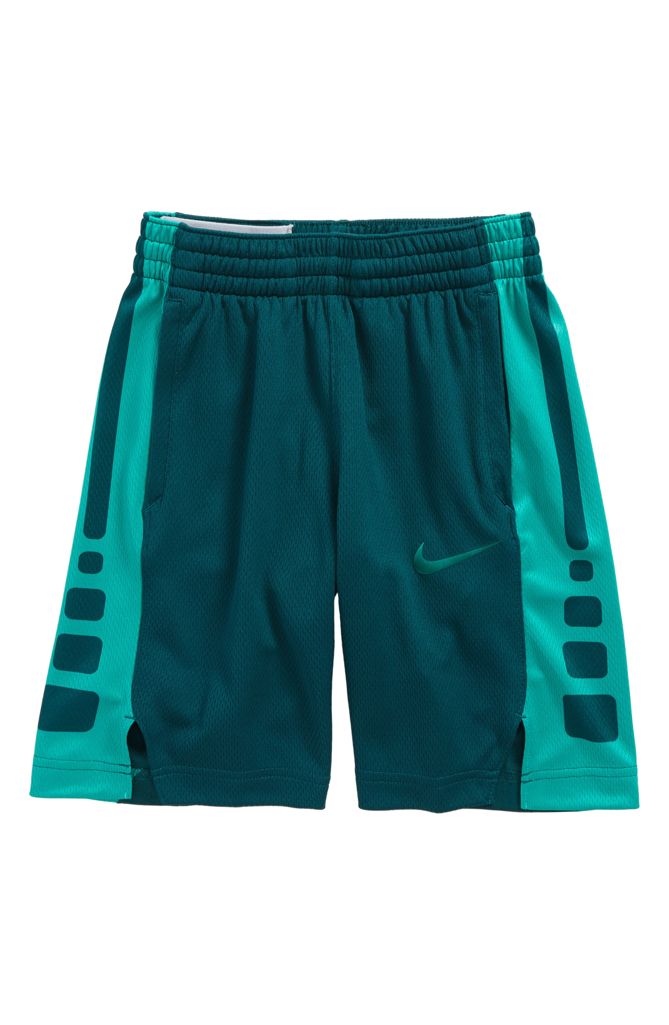 Nike Dry Elite Basketball Shorts (Little Boys & Big Boys)