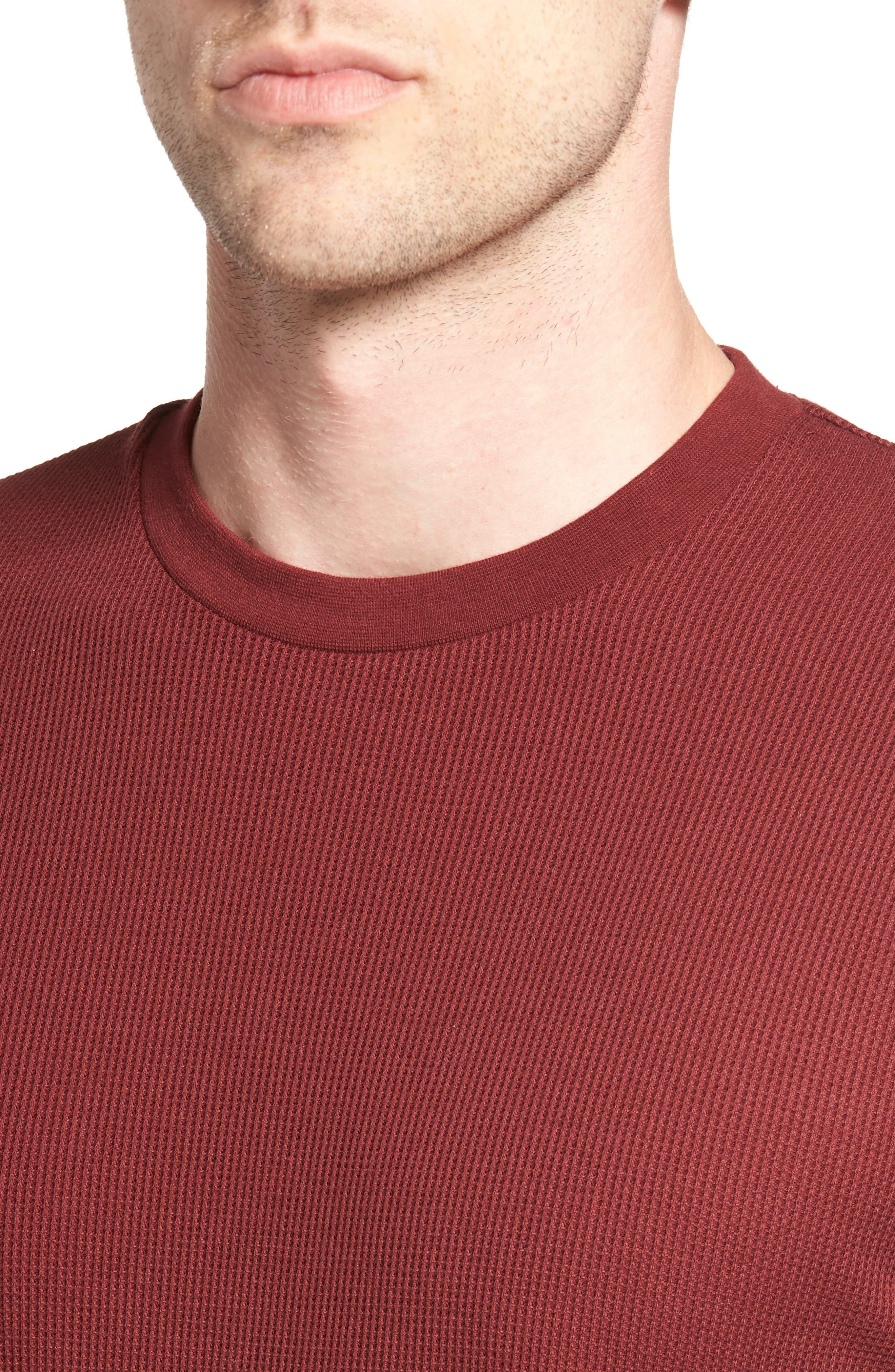 Alternate Image 4  - Nike SB Thermal T-Shirt