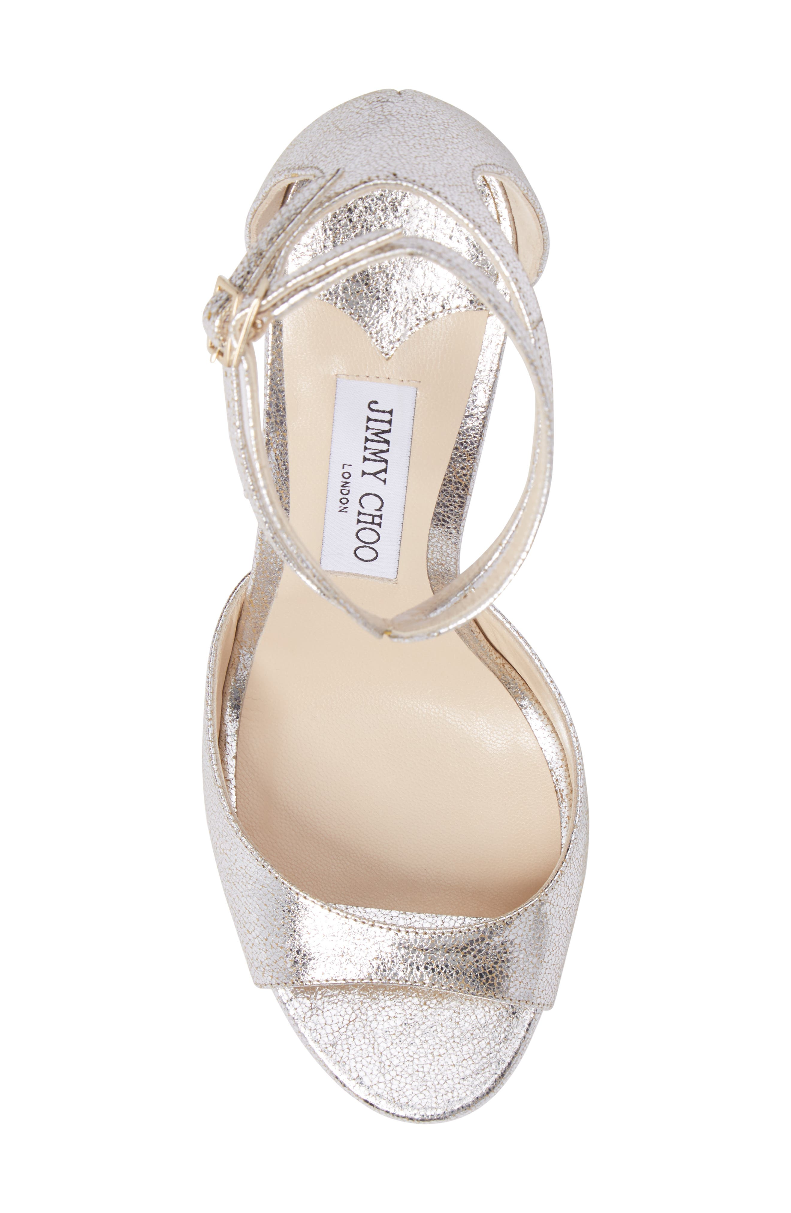 Alternate Image 5  - Jimmy Choo Lane d'Orsay Sandal (Women)