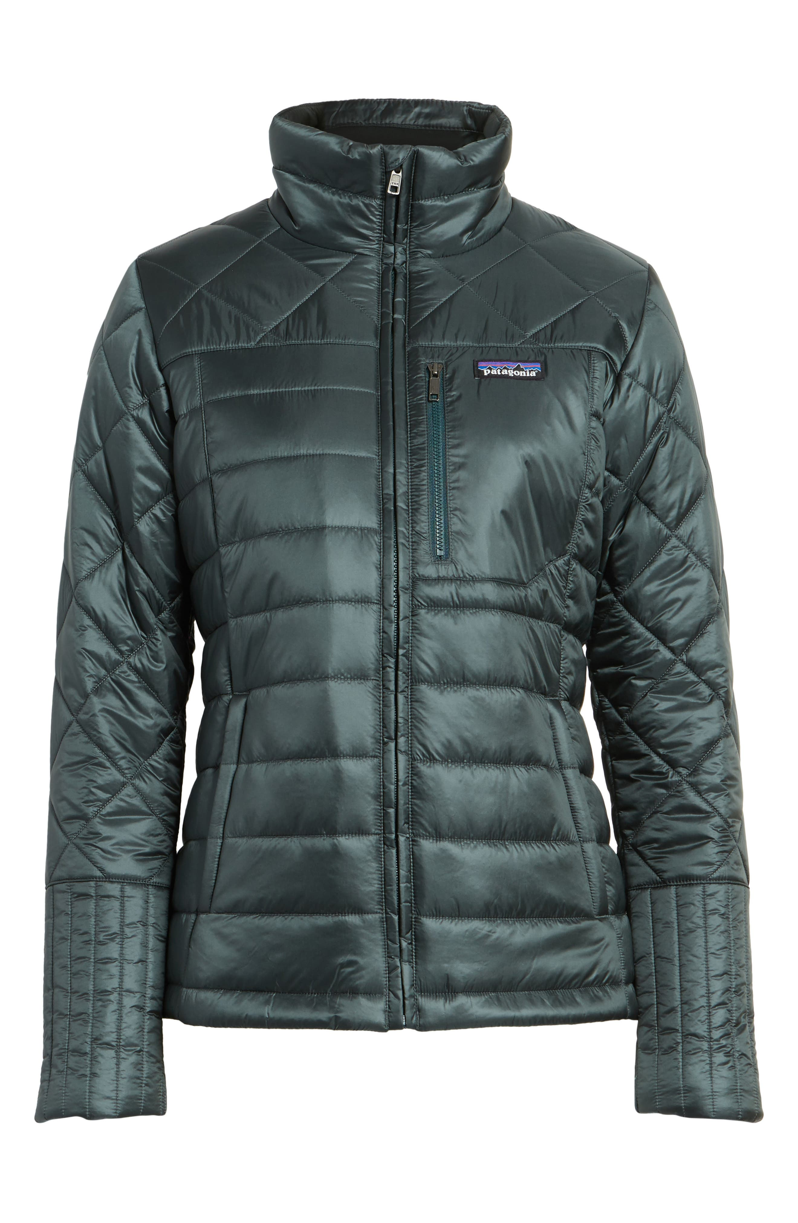 Main Image - Patagonia Radalie Water Repellent Thermogreen-Insulated Jacket