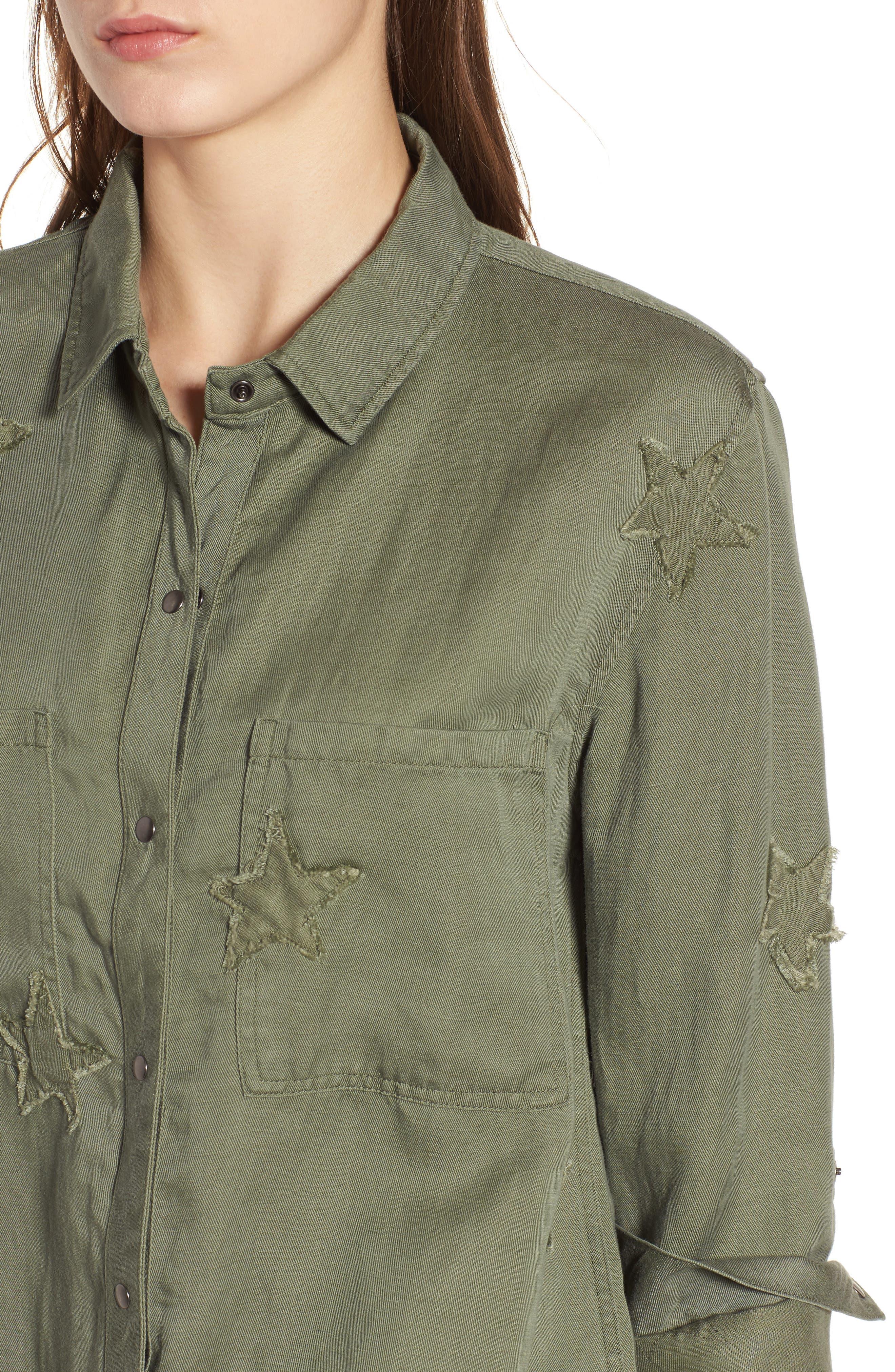 Alternate Image 4  - Rails Marcel Shirt