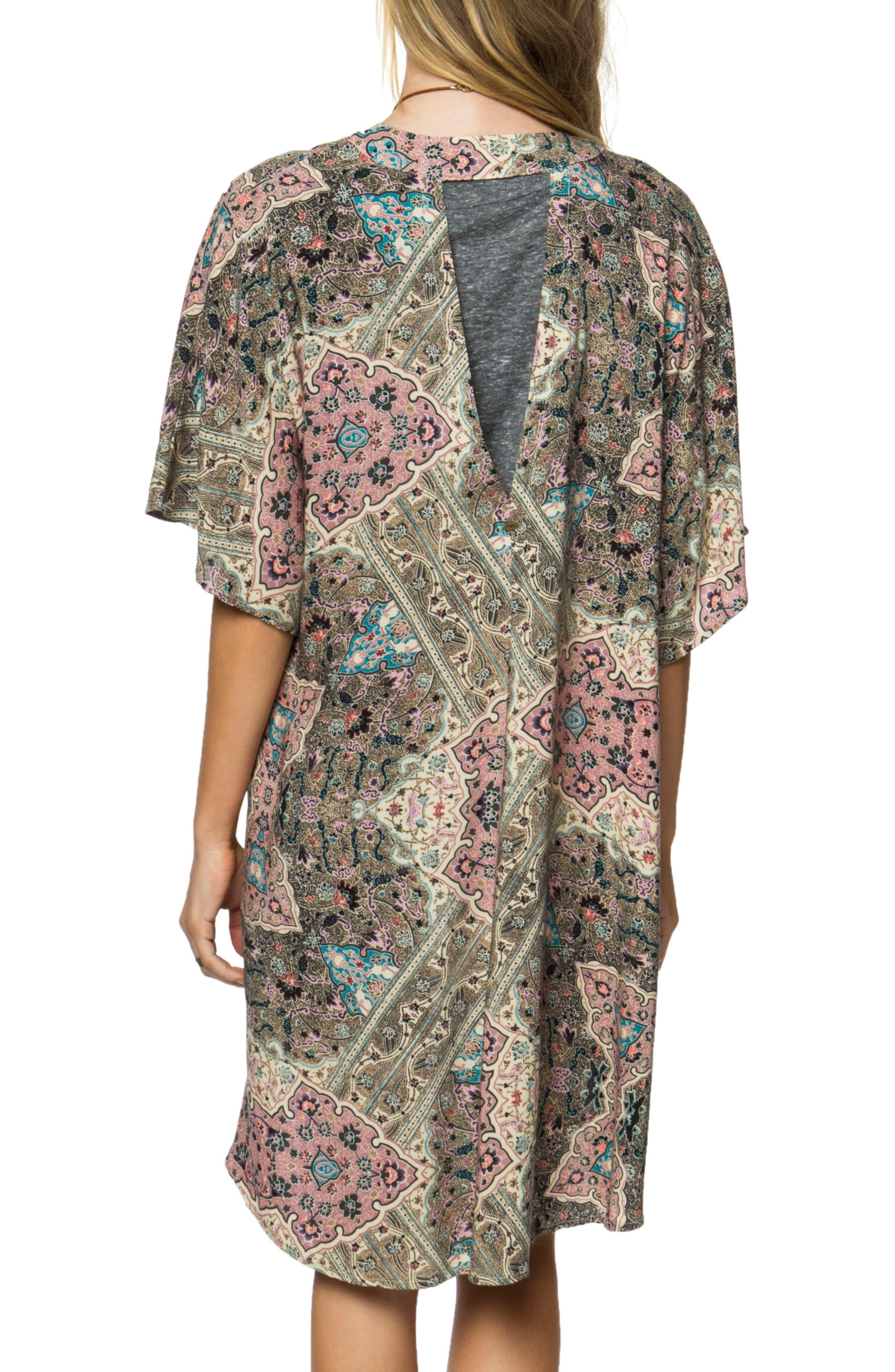 Alternate Image 2  - O'Neill Nola Woven Kimono