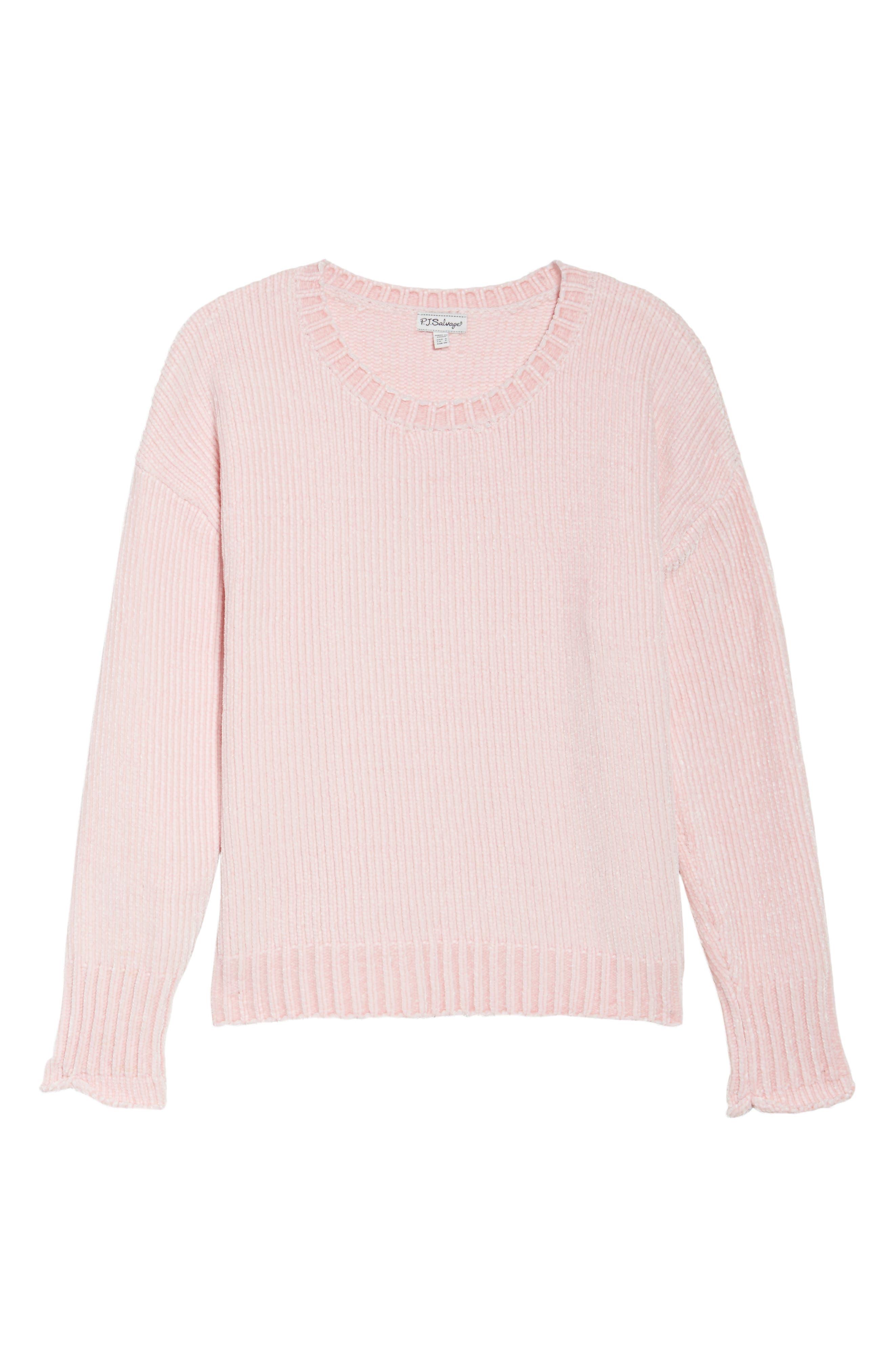 Alternate Image 4  - PJ Salvage Chenille Sweater