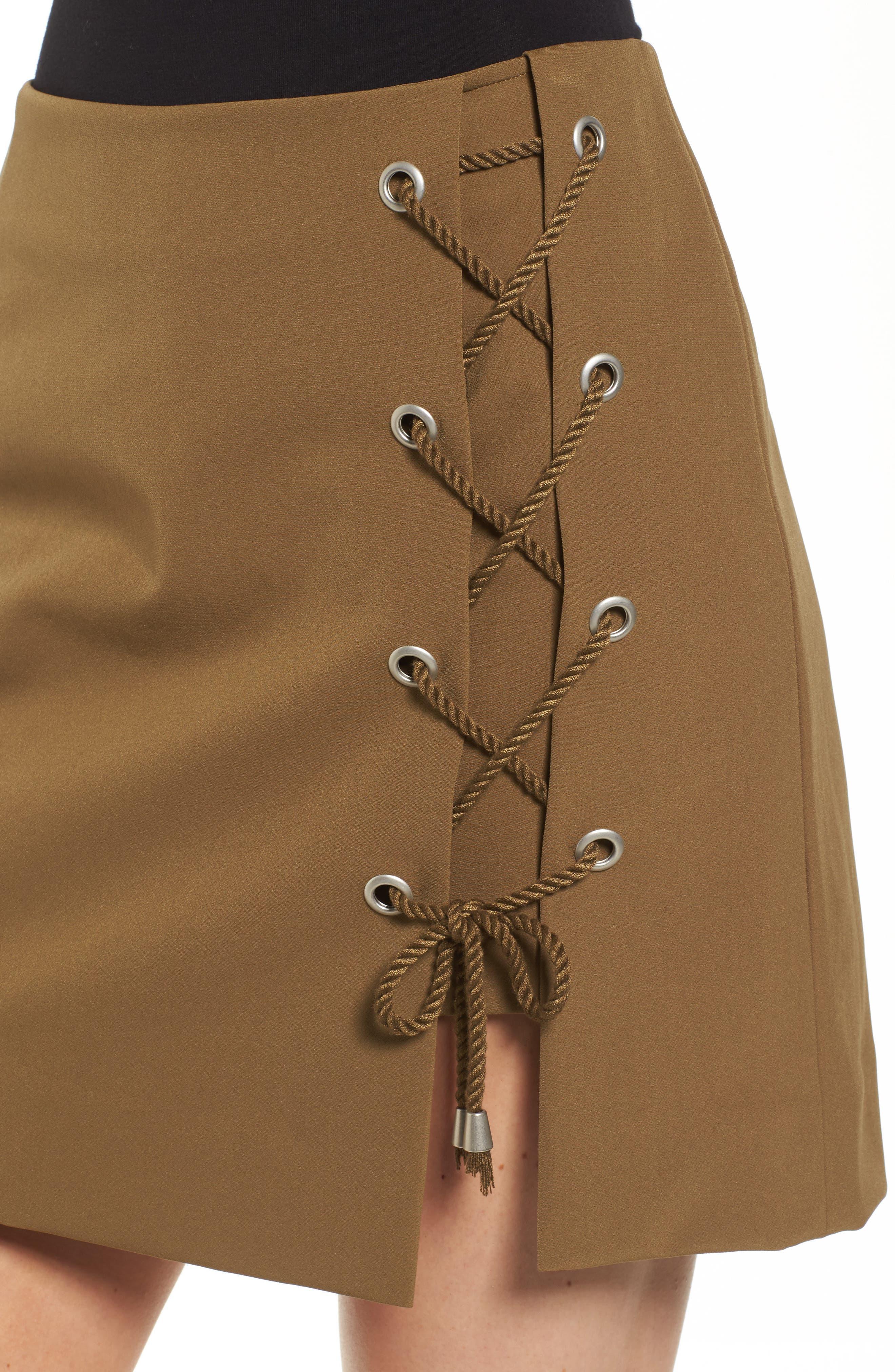 Alternate Image 4  - Rebecca Minkoff Stevia Miniskirt