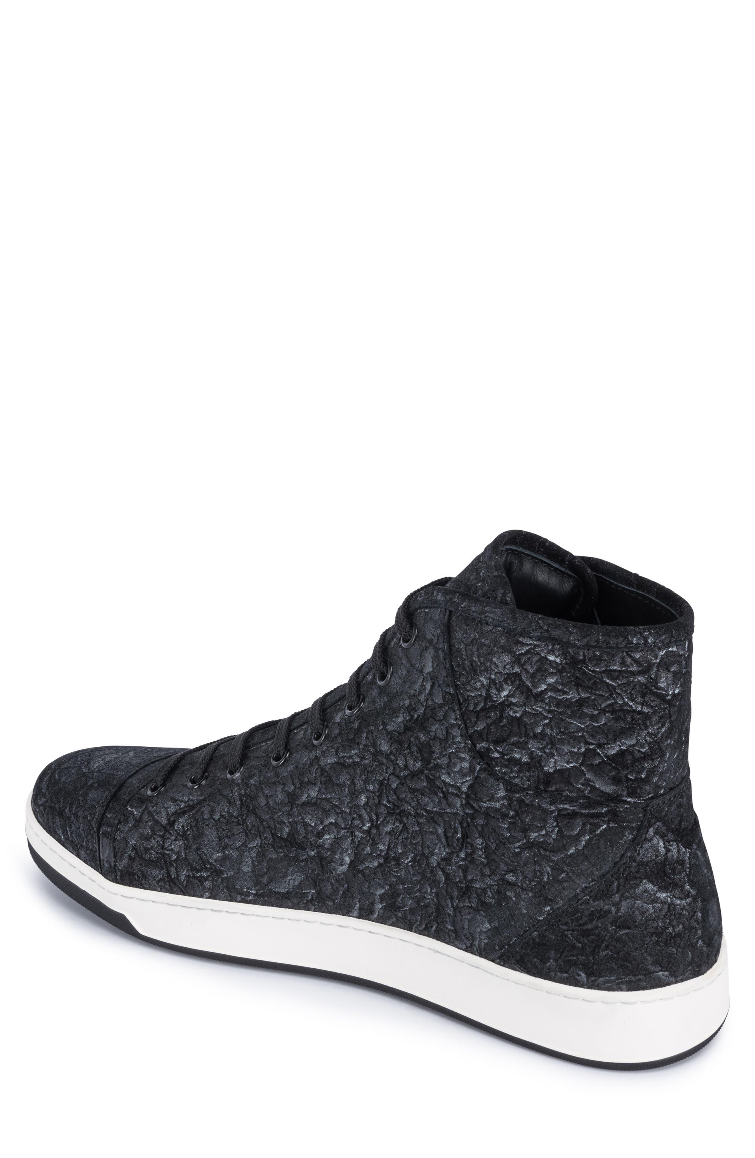 Pompeii Sneaker,                             Alternate thumbnail 2, color,                             Nero