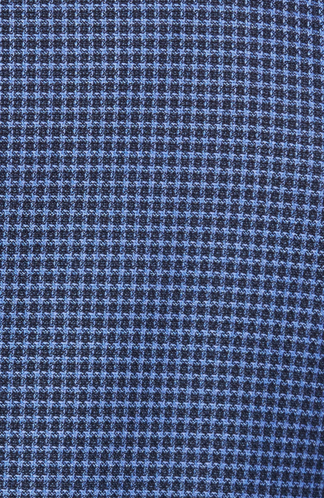 Arnold Classic Fit Check Wool Sport Coat,                             Alternate thumbnail 5, color,                             Blue