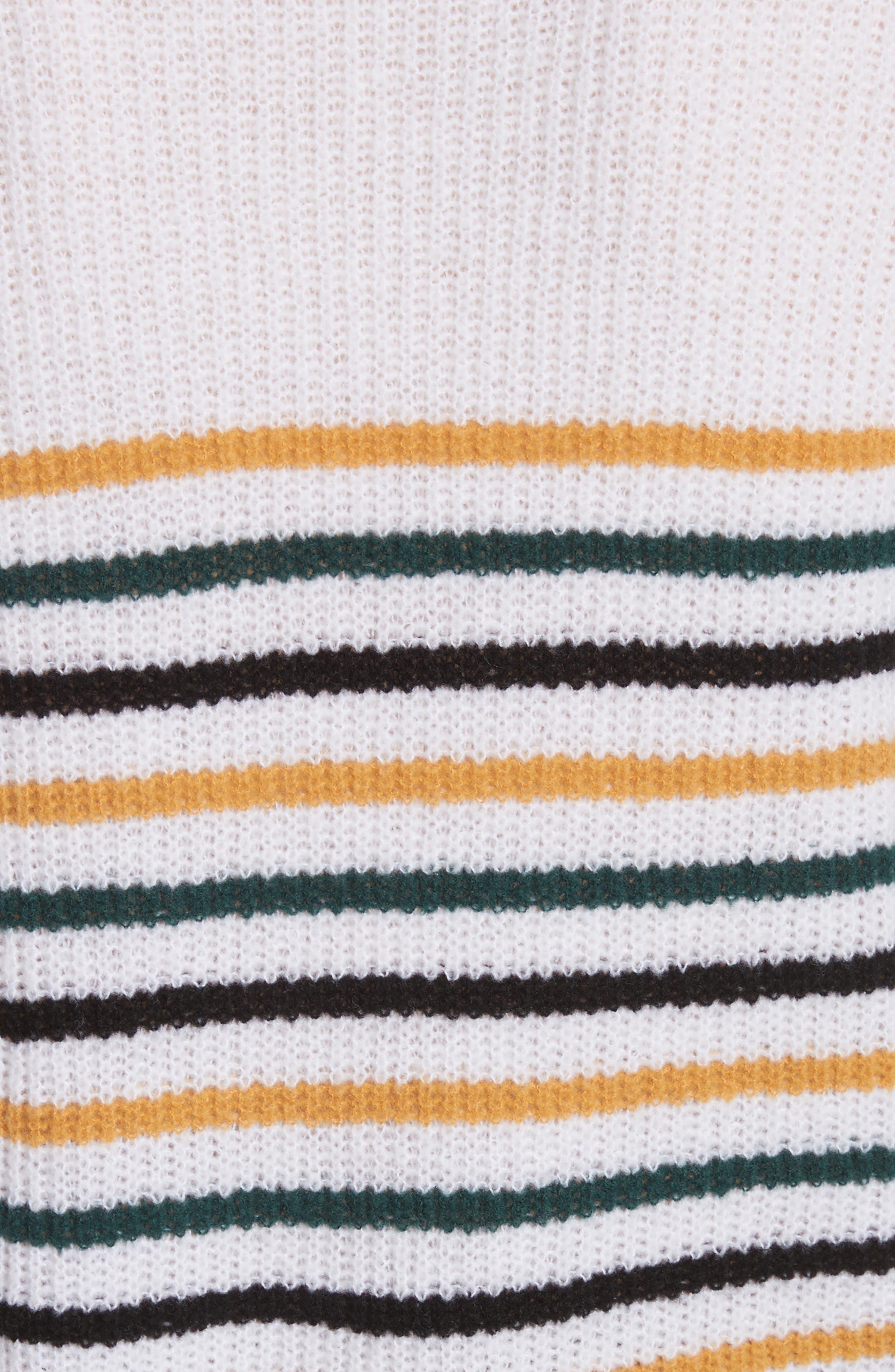 Alternate Image 5  - A.L.C. Meryl Stripe Sweater
