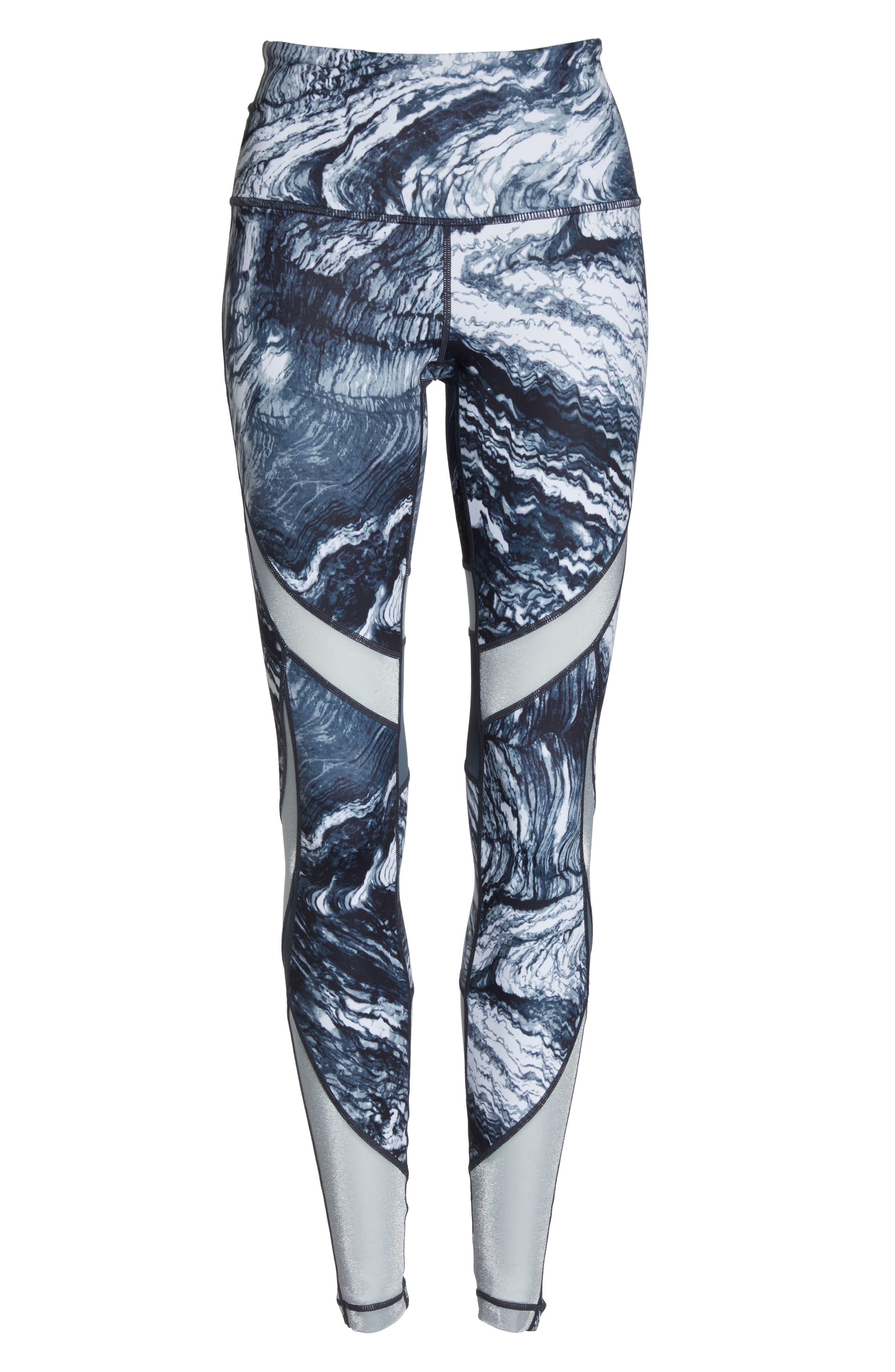 Alternate Image 1 Selected - Zella Define High Waist Leggings