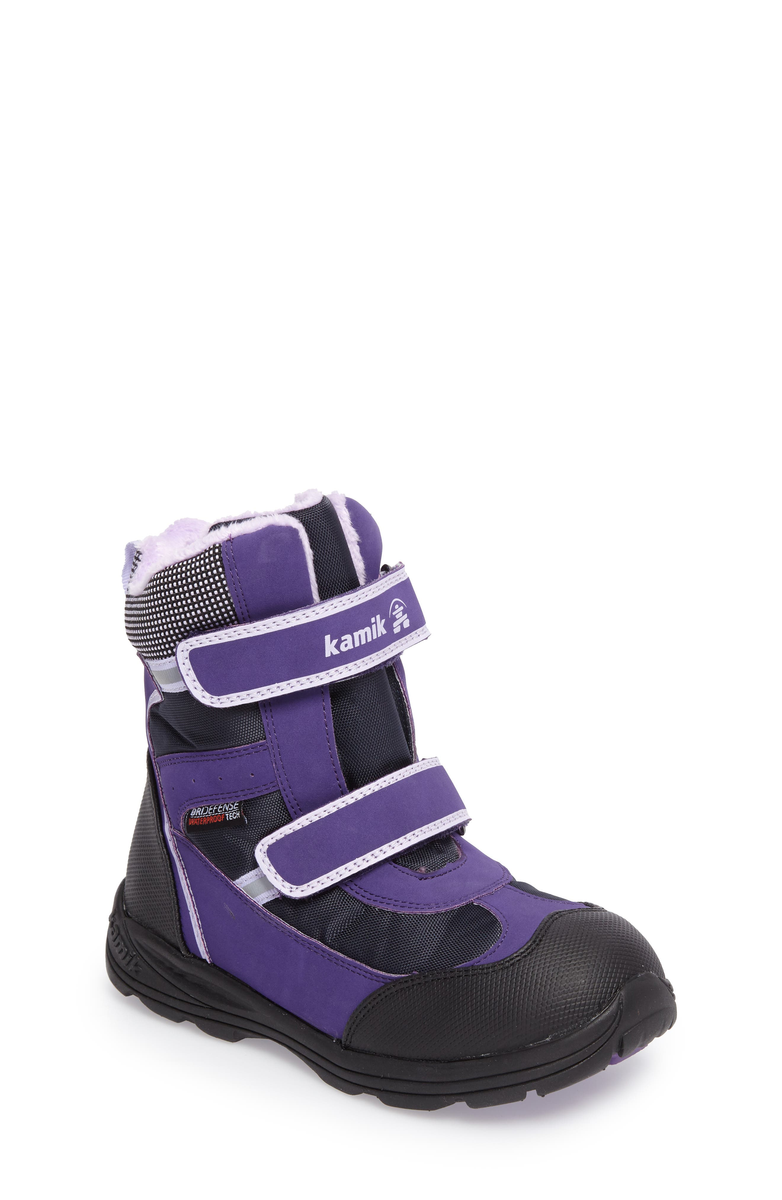 Alternate Image 1 Selected - Kamik Slate Snow Boot (Toddler, Little Kid & Big Kid)