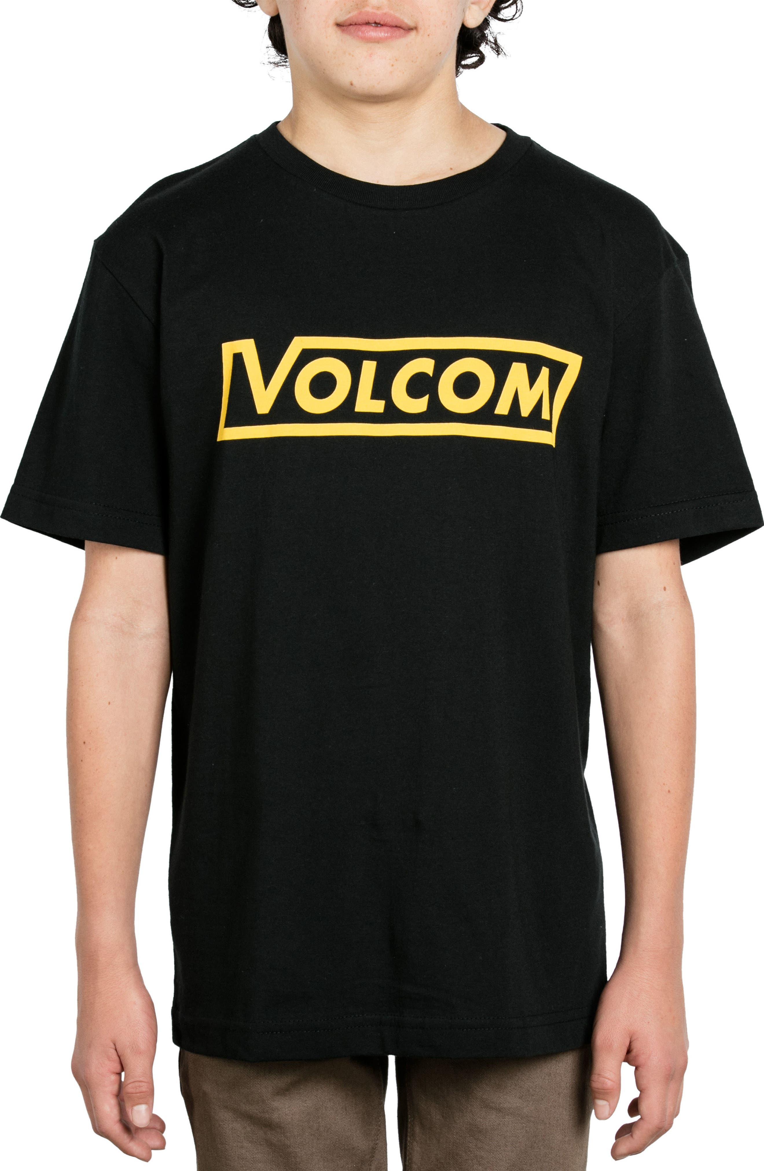 Volcom Vol Corp Graphic T-Shirt (Big Boys)