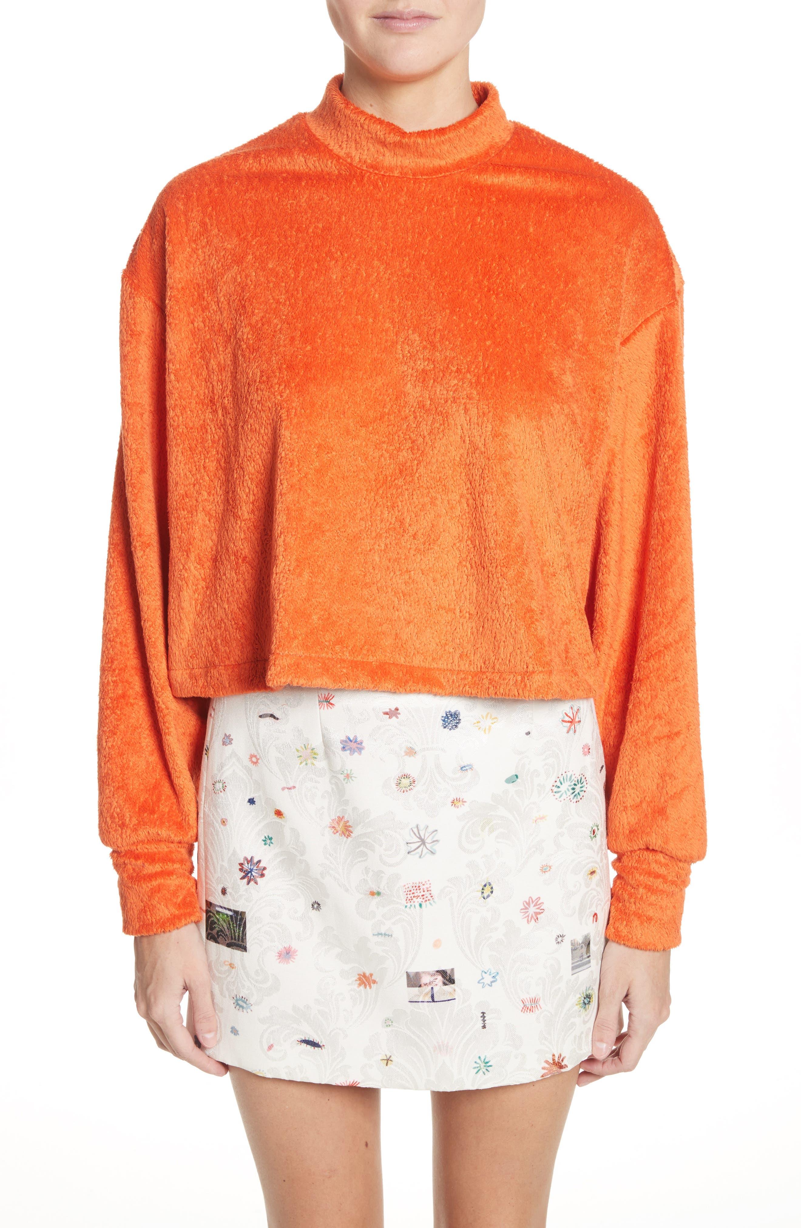 Eckhaus Latta Pillow Sweatshirt