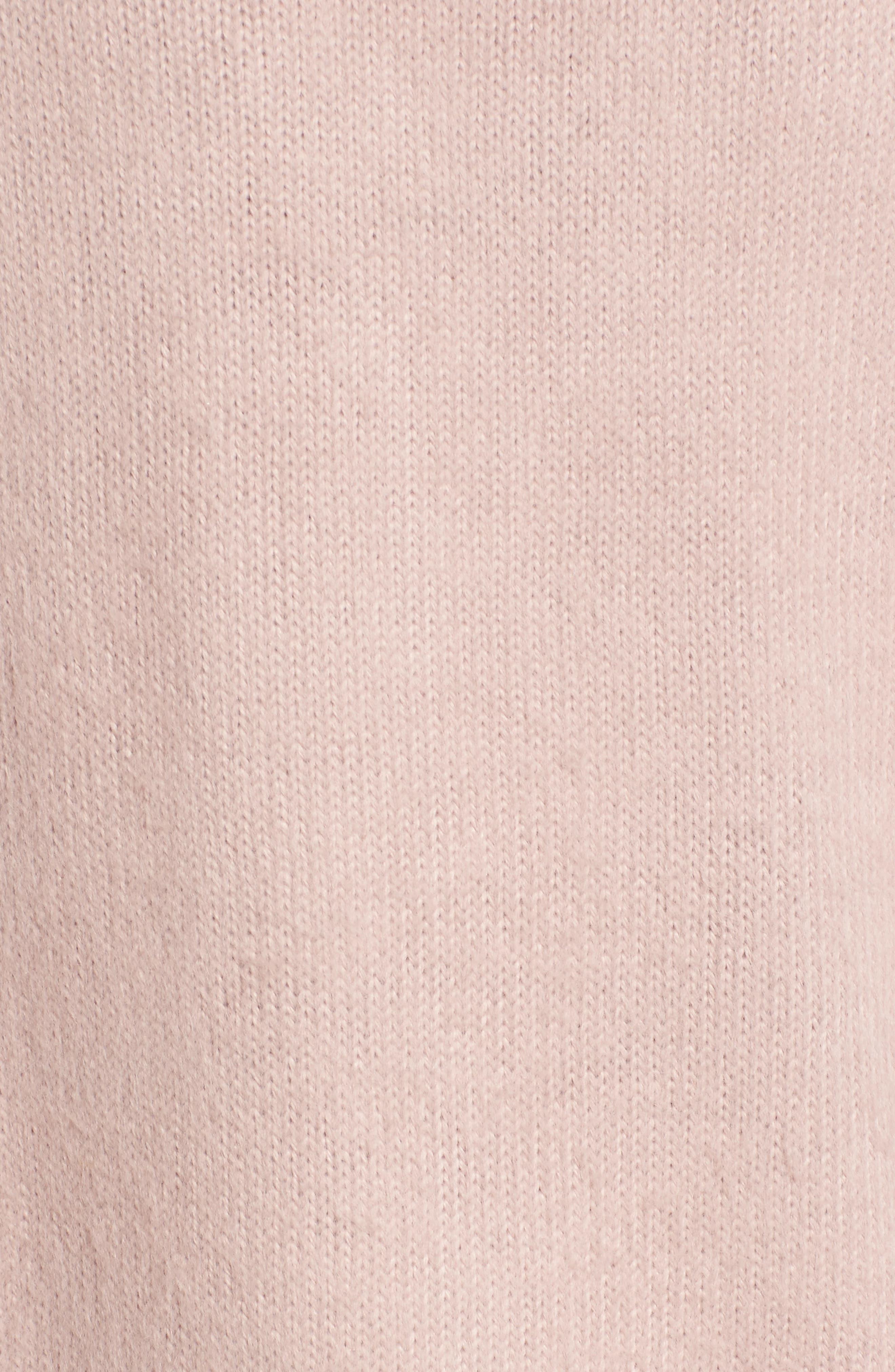Alternate Image 6  - LOST INK Tiered Sleeve Cardigan