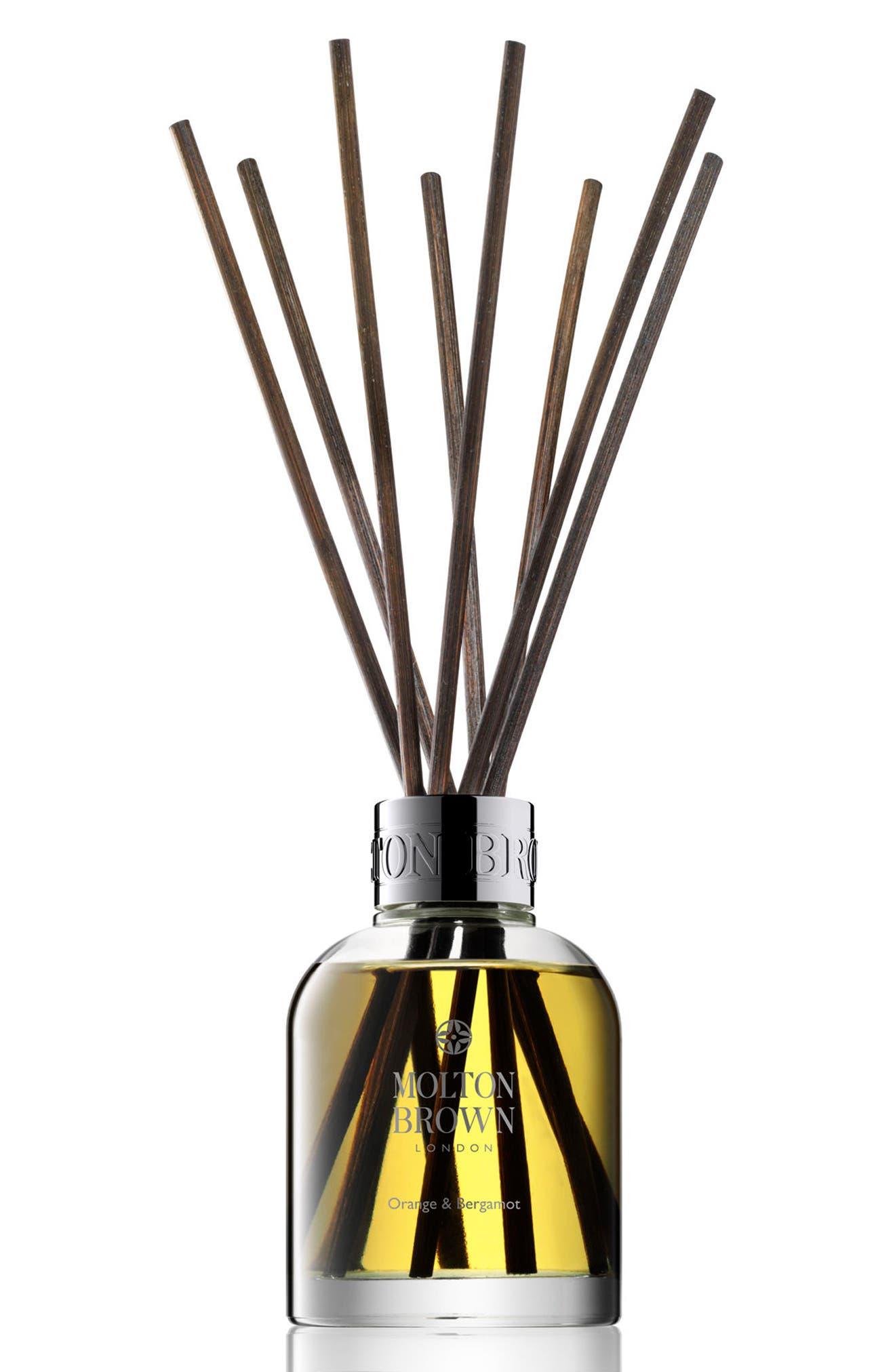 'Pink Pepperpod' Aroma Reeds,                         Main,                         color, Orange And Bergamot Aroma Rds