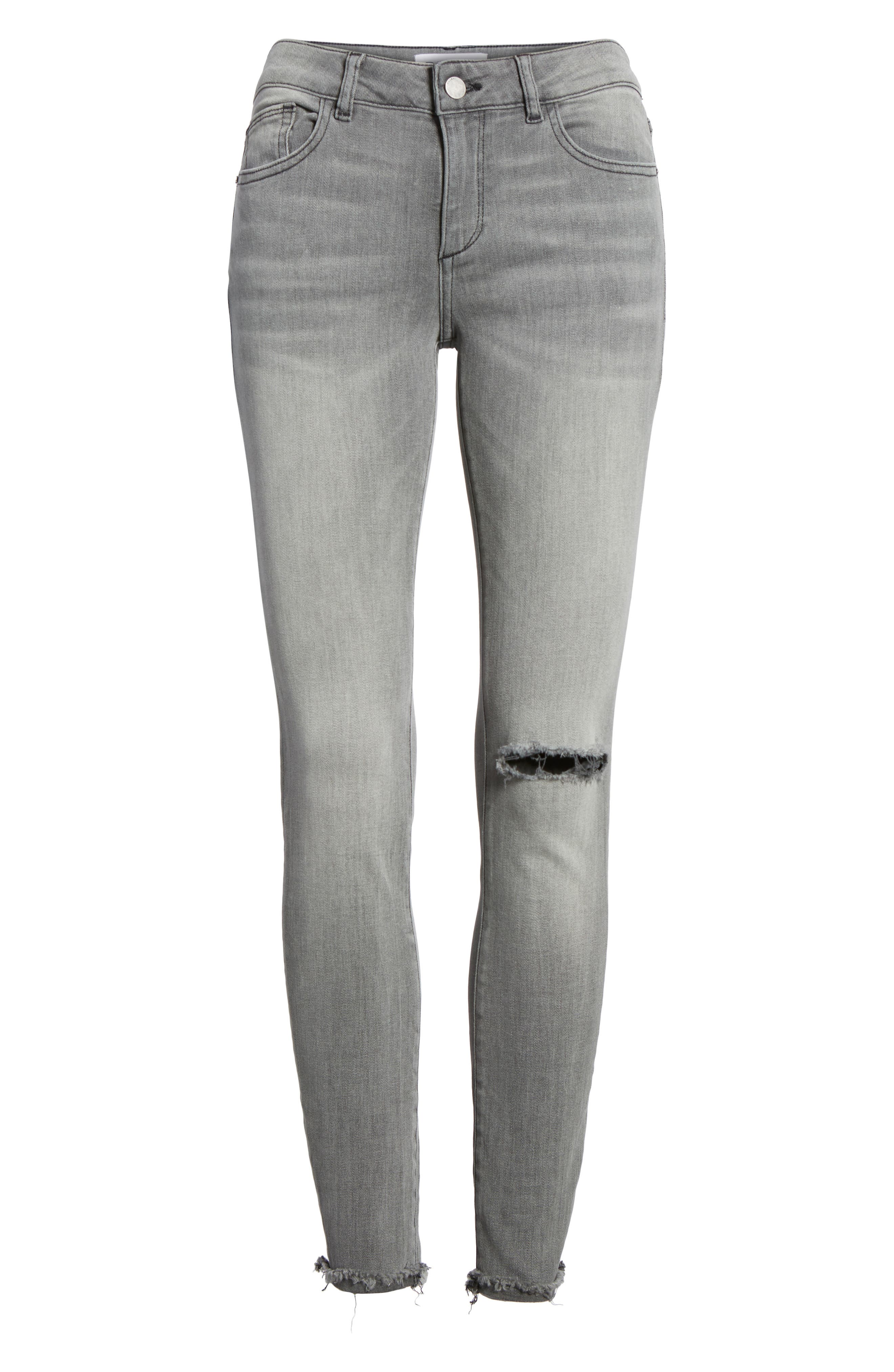 Emma Power Legging Jeans,                             Alternate thumbnail 7, color,                             Tarrant