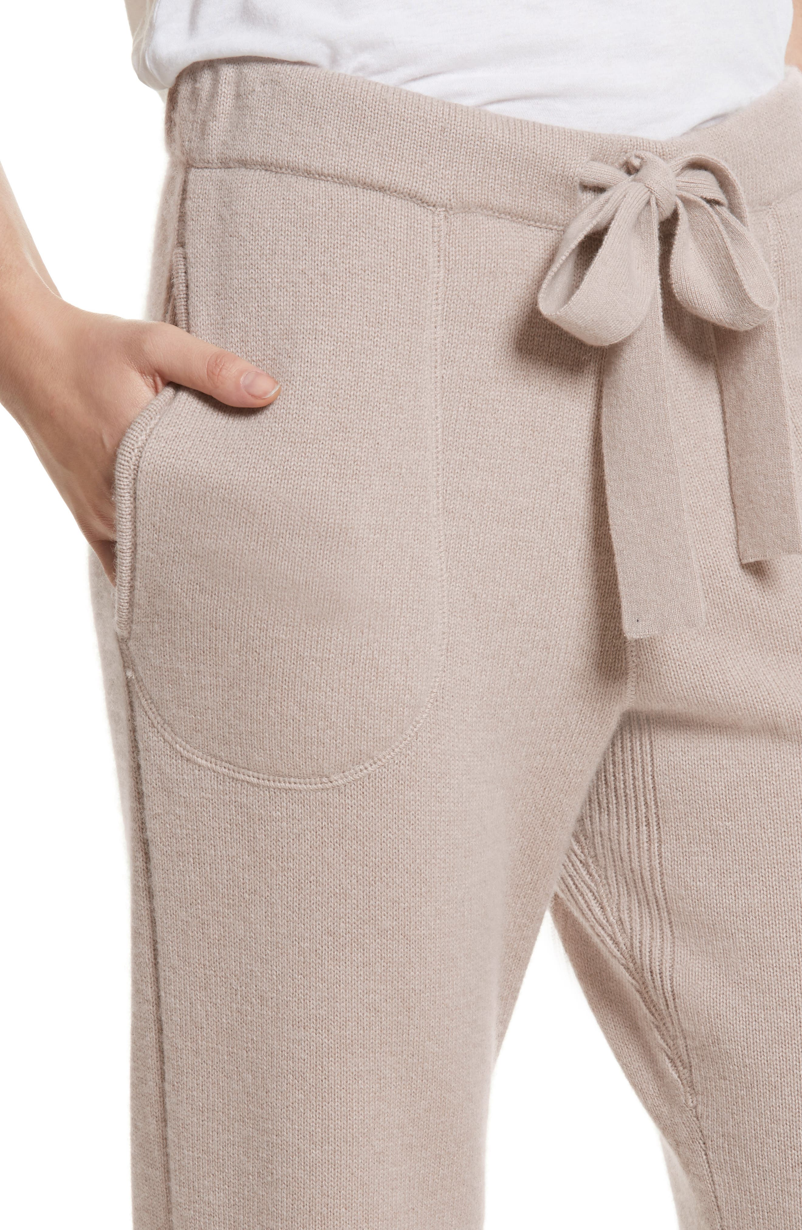 Alternate Image 4  - rag & bone Sutton Cashmere Pants