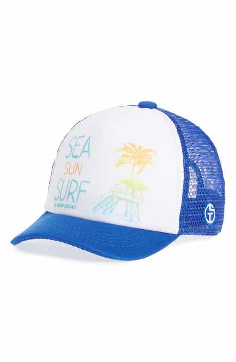 Grom Squad Trucker Hat (Baby Boys   Little Boys) 1a744c8c958