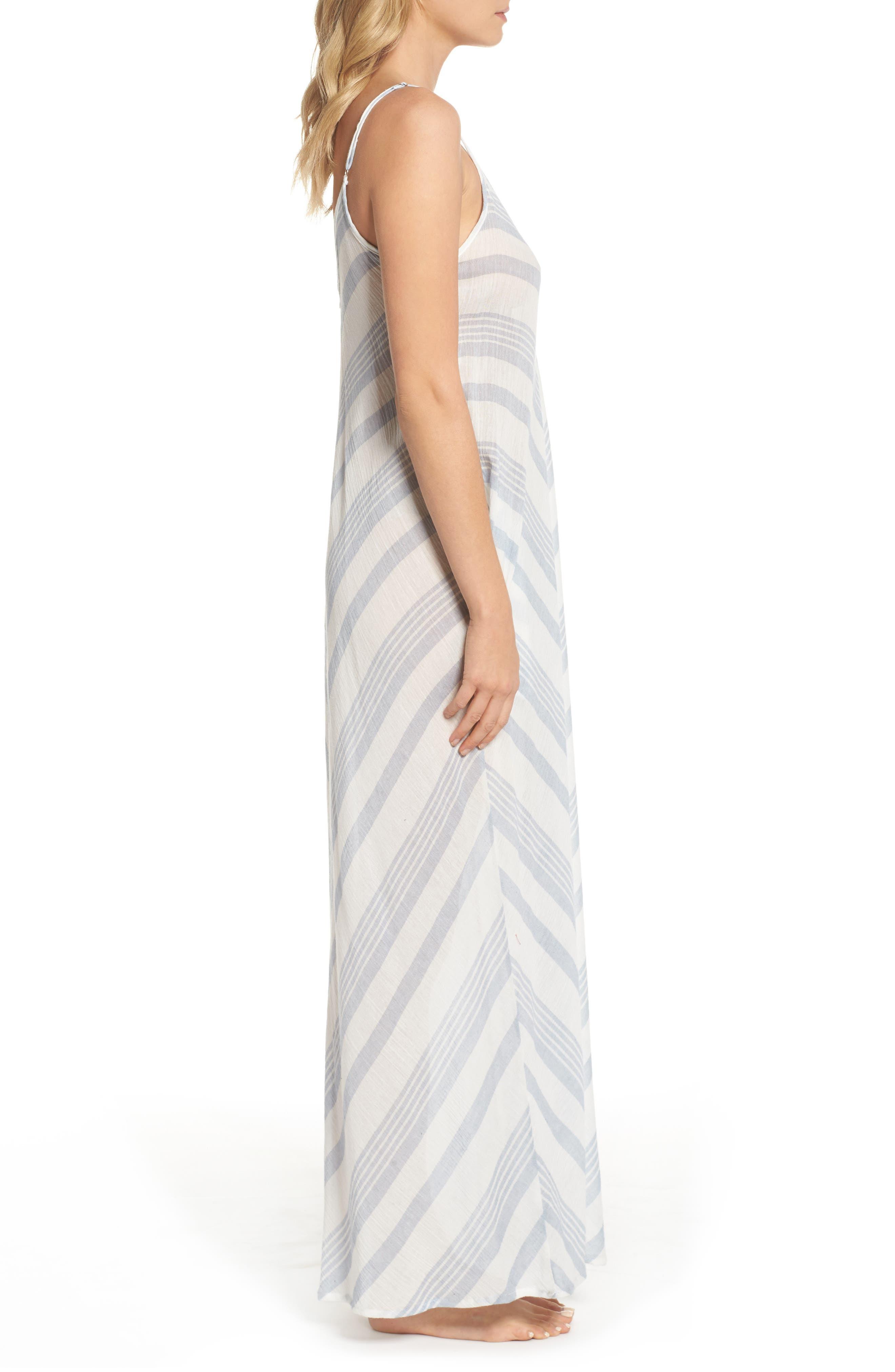 Alternate Image 3  - Elan V-Back Cover-Up Maxi Dress