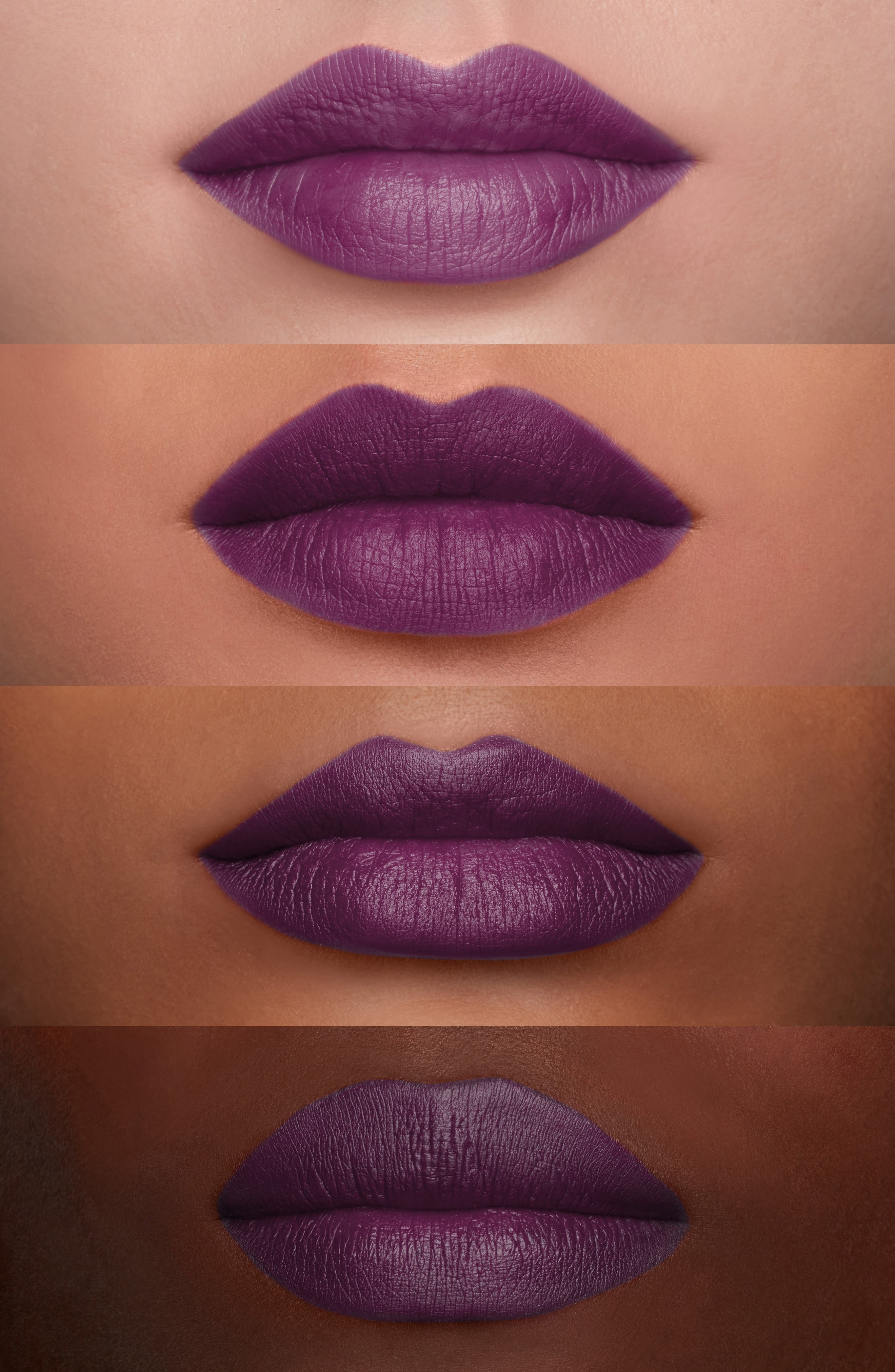 MAC Velvet Matte Lipstick,                             Alternate thumbnail 2, color,                             Midnight Breeze