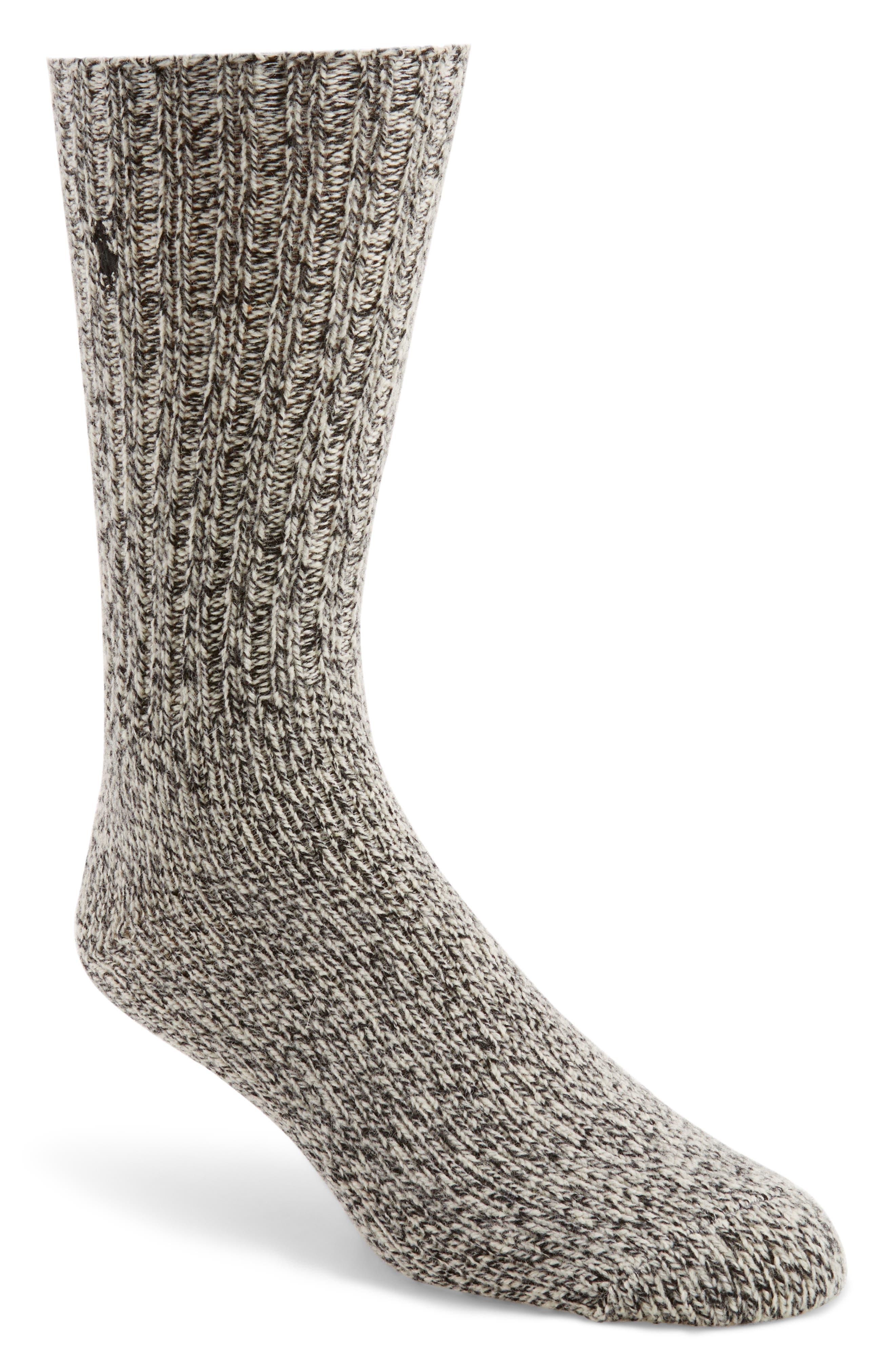 Polo Ralph Lauren Ribbed Wool Socks