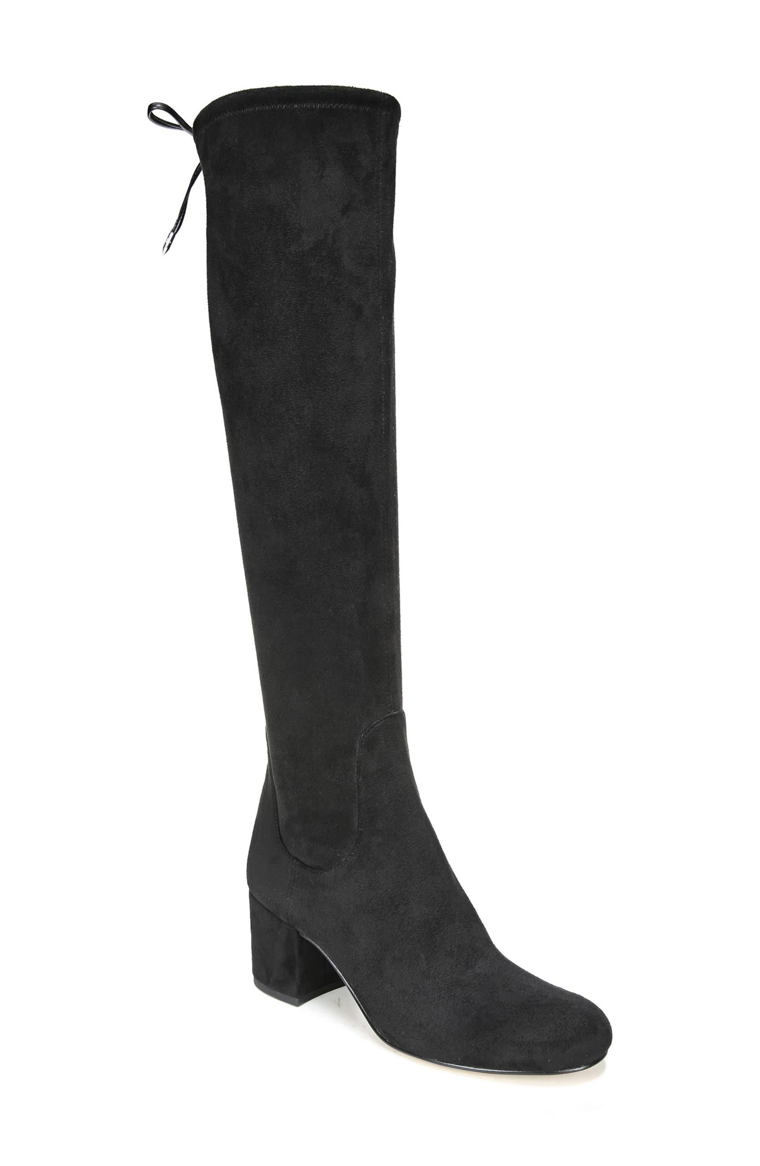 Vinney Boot,                         Main,                         color, Black