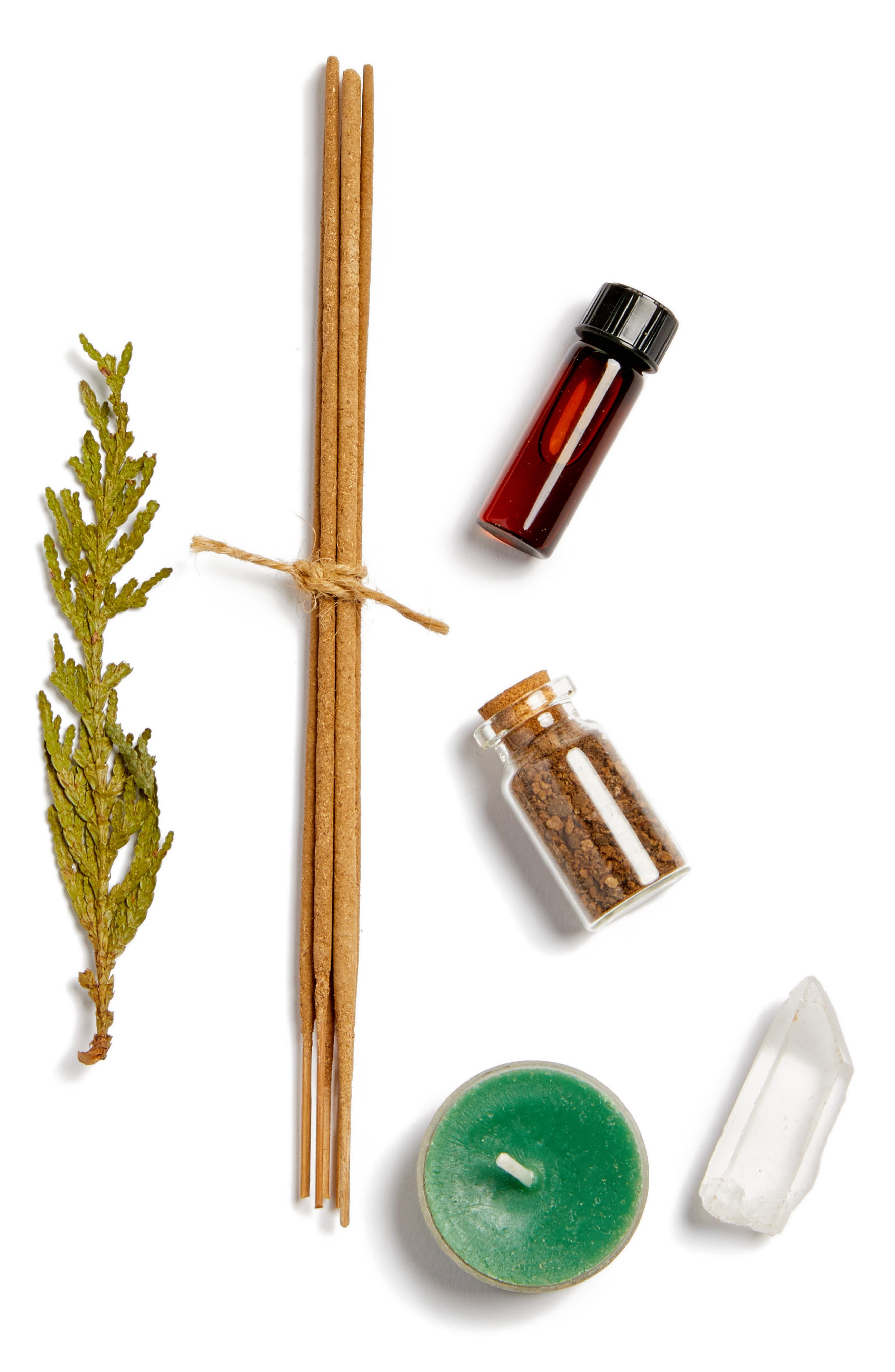 Ballin Incense Making Ritual Kit,                             Alternate thumbnail 2, color,                             None